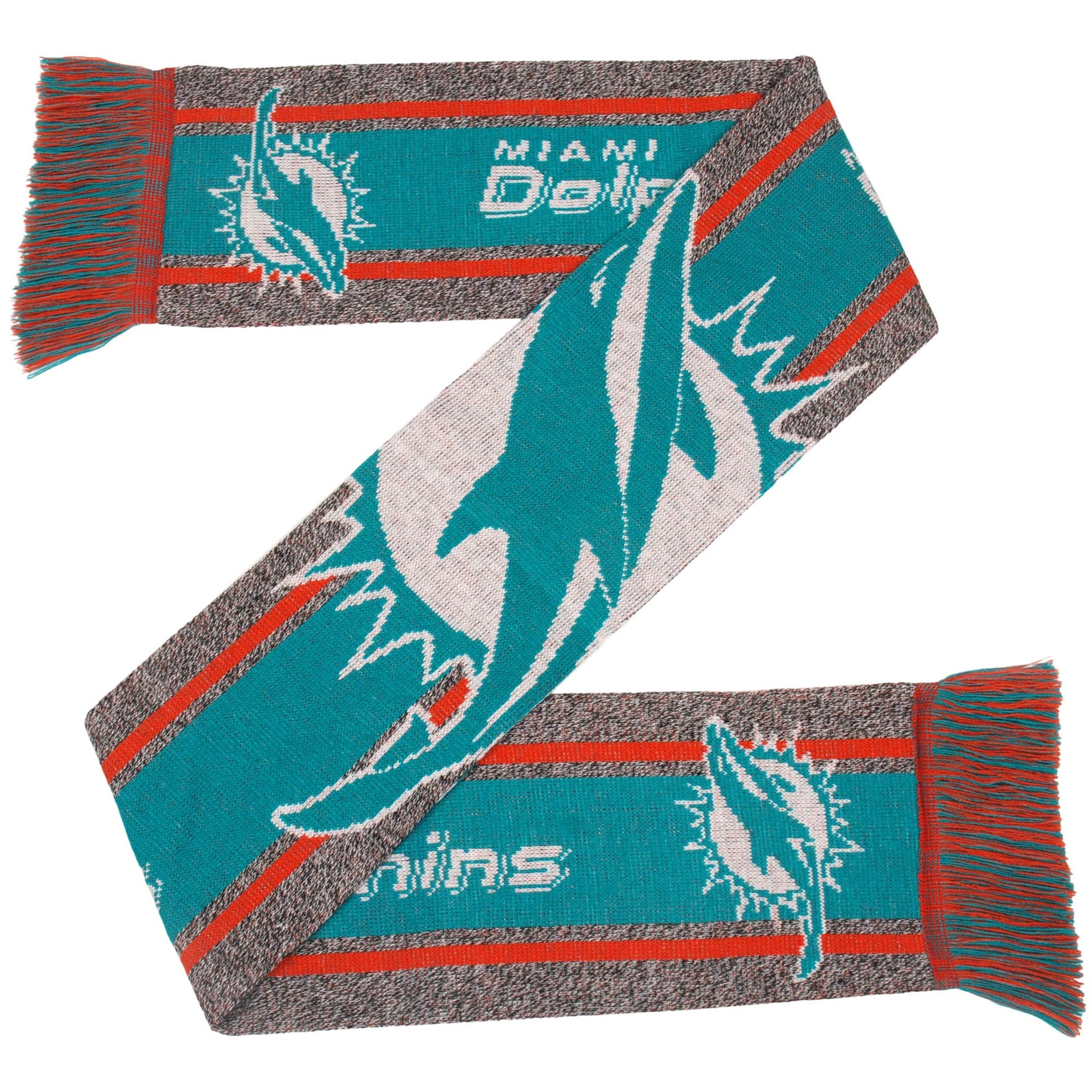 Miami Dolphins Big Team Logo Scarf