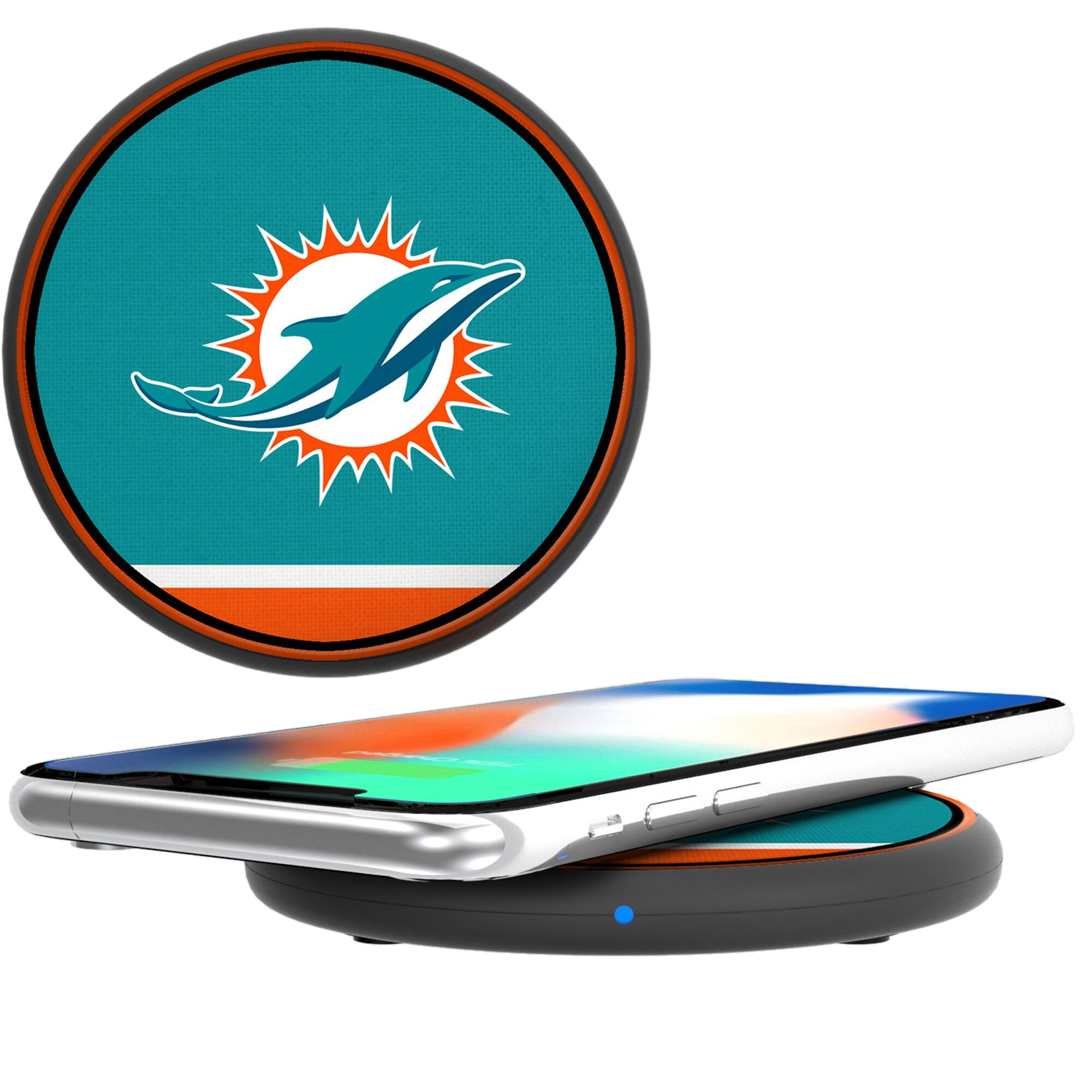 Miami Dolphins Wireless Charger