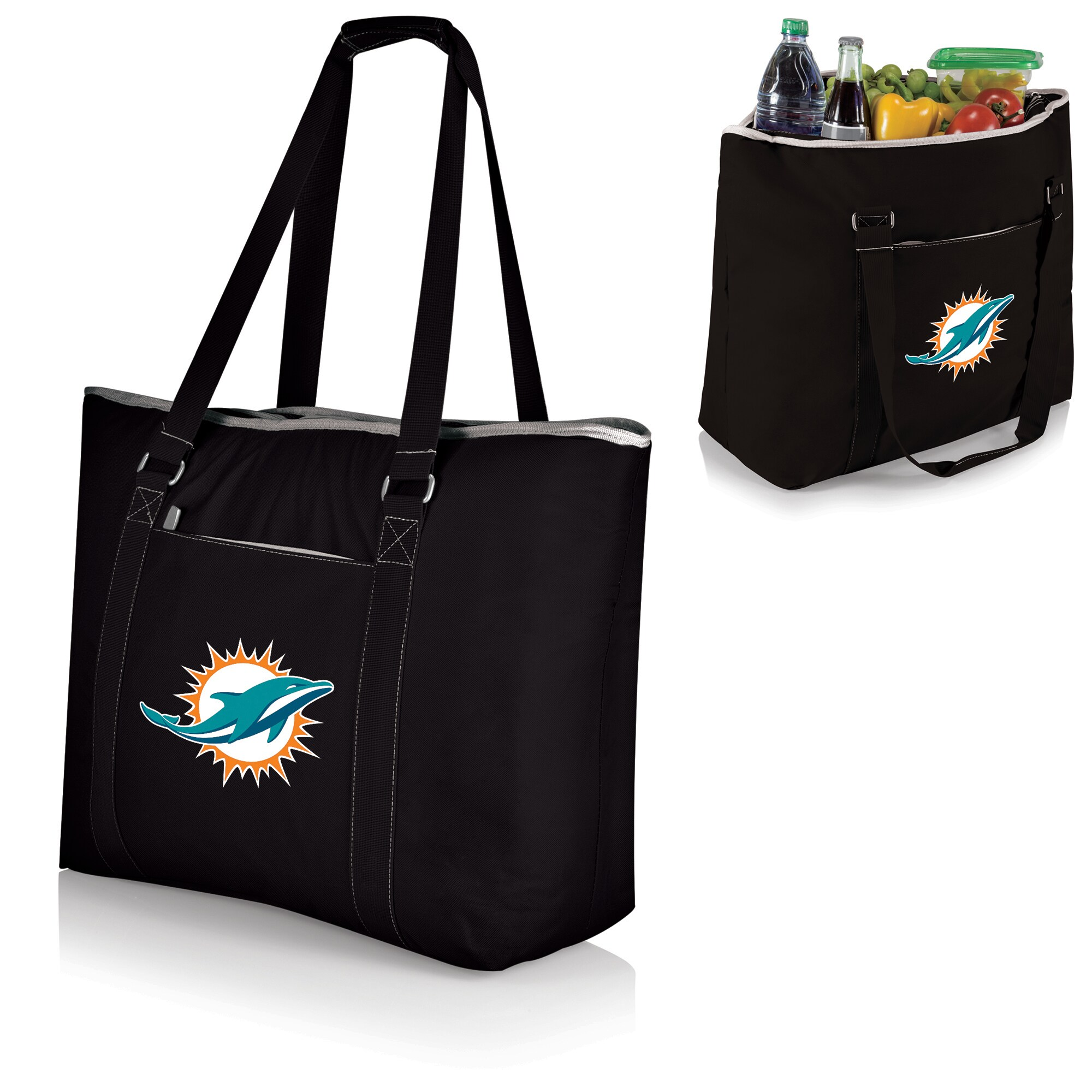 Miami Dolphins Tahoe XL Cooler Tote