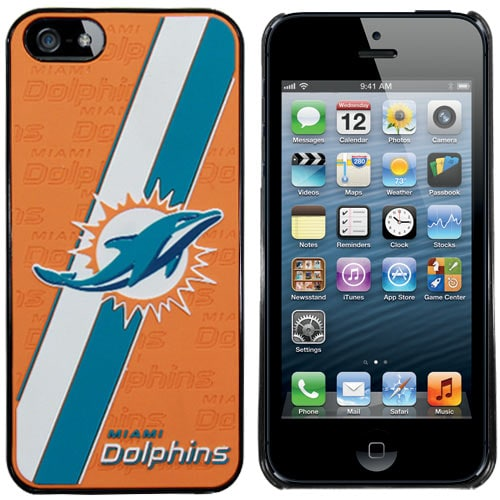 Miami Dolphins iPhone 5 Hard Case