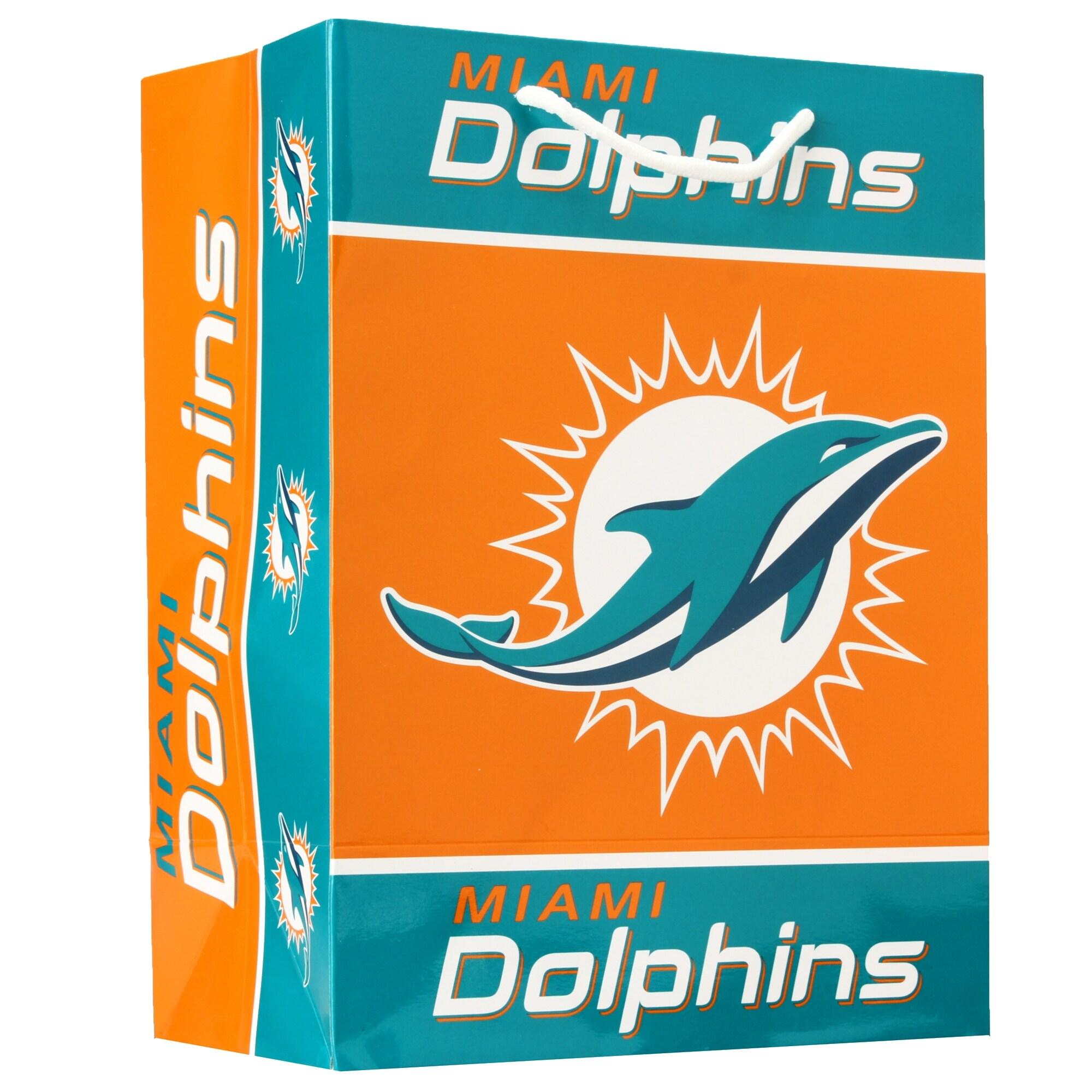 Miami Dolphins Gift Bag
