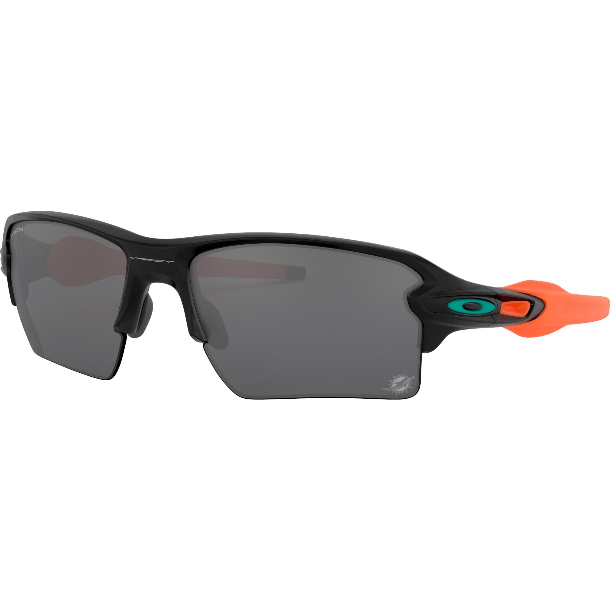 Miami Dolphins Oakley Flak 2.0 XL Sunglasses