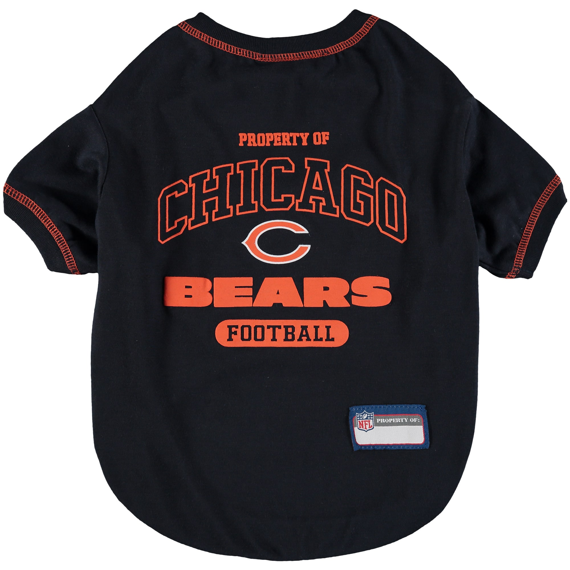 Chicago Bears Pet T-Shirt