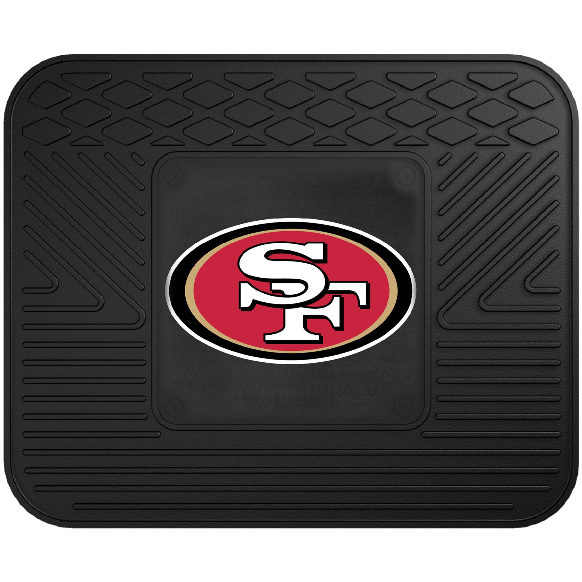 "San Francisco 49ers 17"" x 14"" Utility Mat"