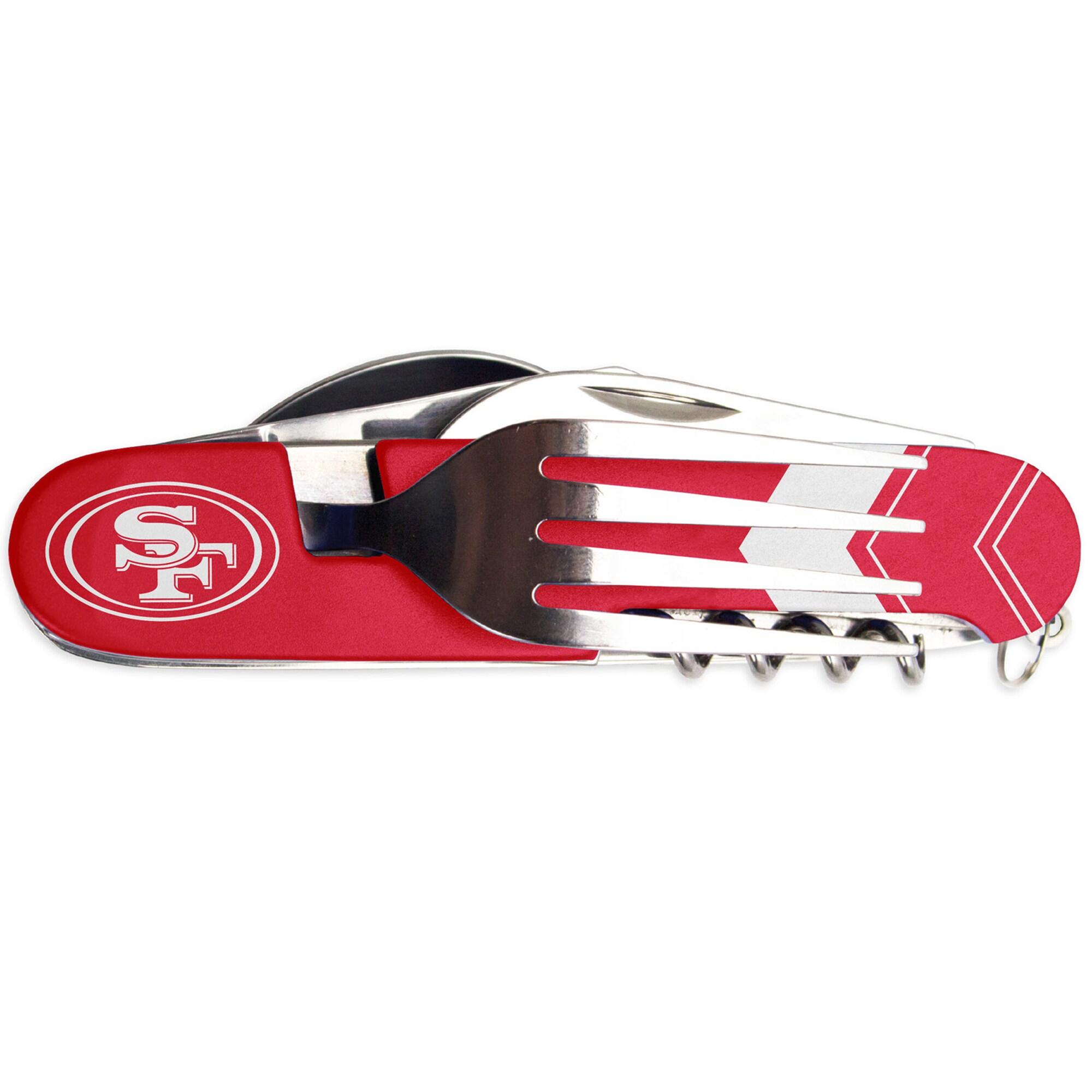 San Francisco 49ers Utensil Multi-Tool - Red