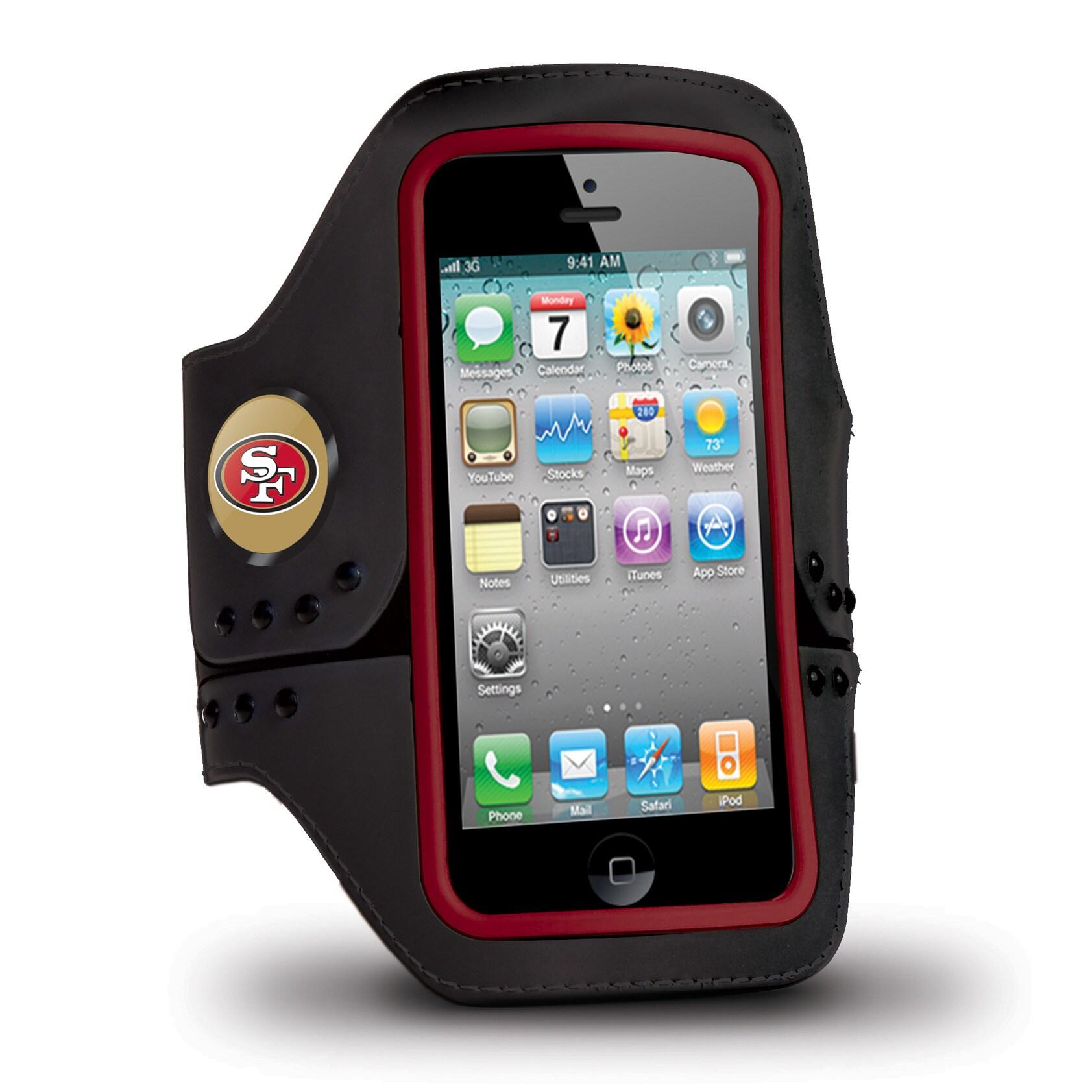 San Francisco 49ers Armor Band Phone Case