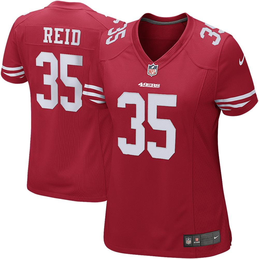Eric Reid San Francisco 49ers Nike Women's Limited Jersey - Scarlet