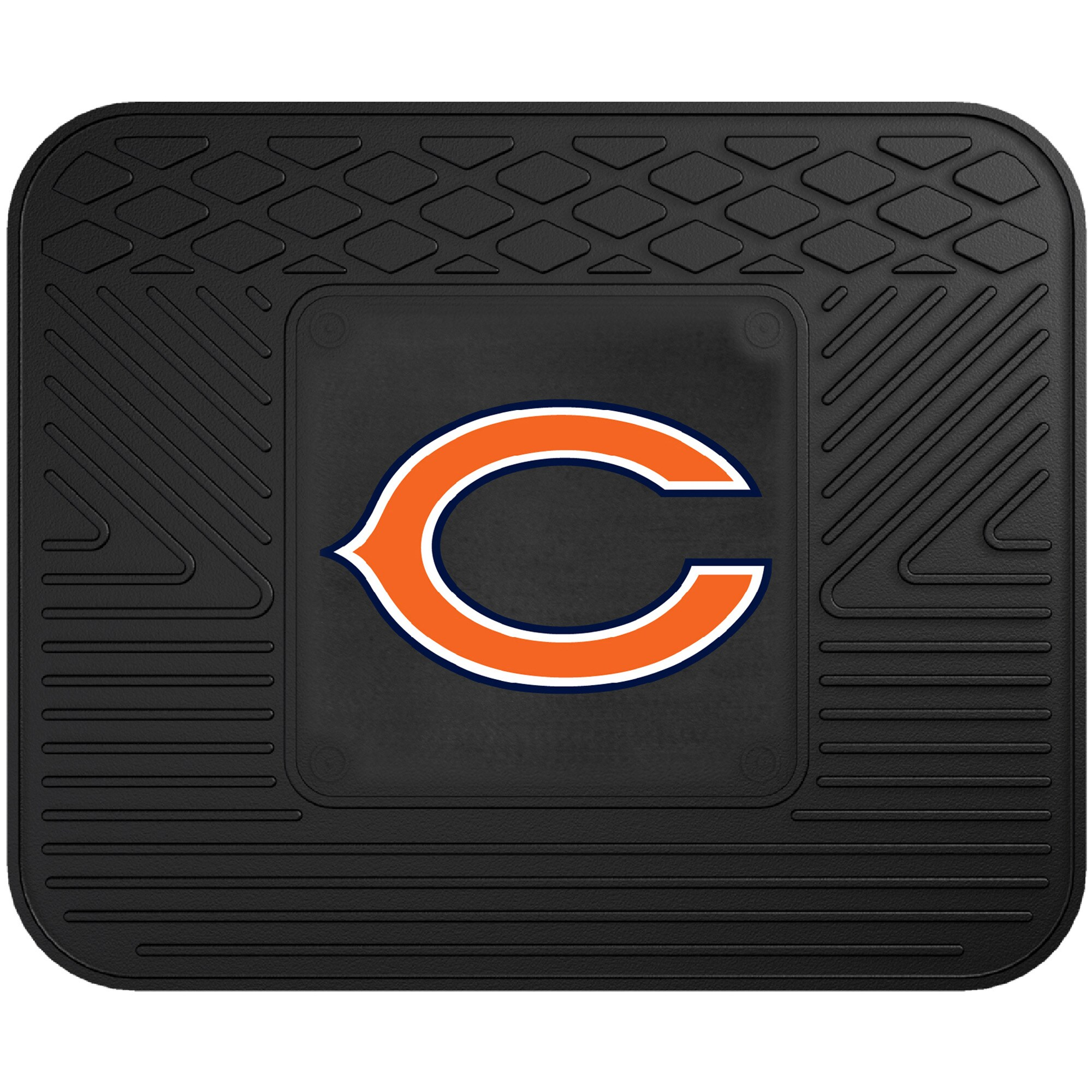 "Chicago Bears 17"" x 14"" Utility Mat"