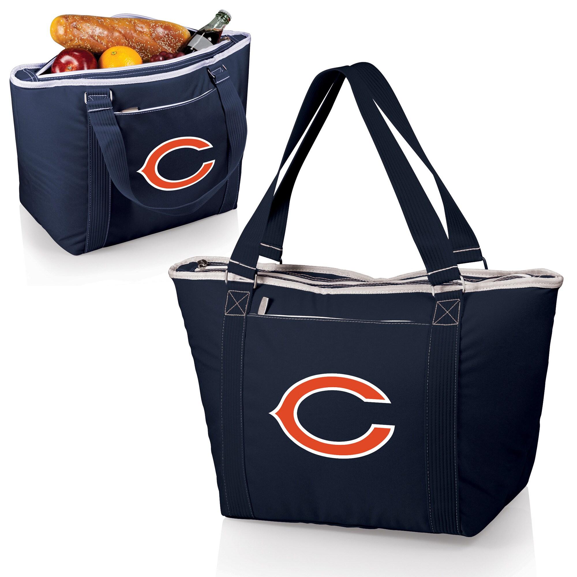 Chicago Bears Topanga Cooler Tote - Navy