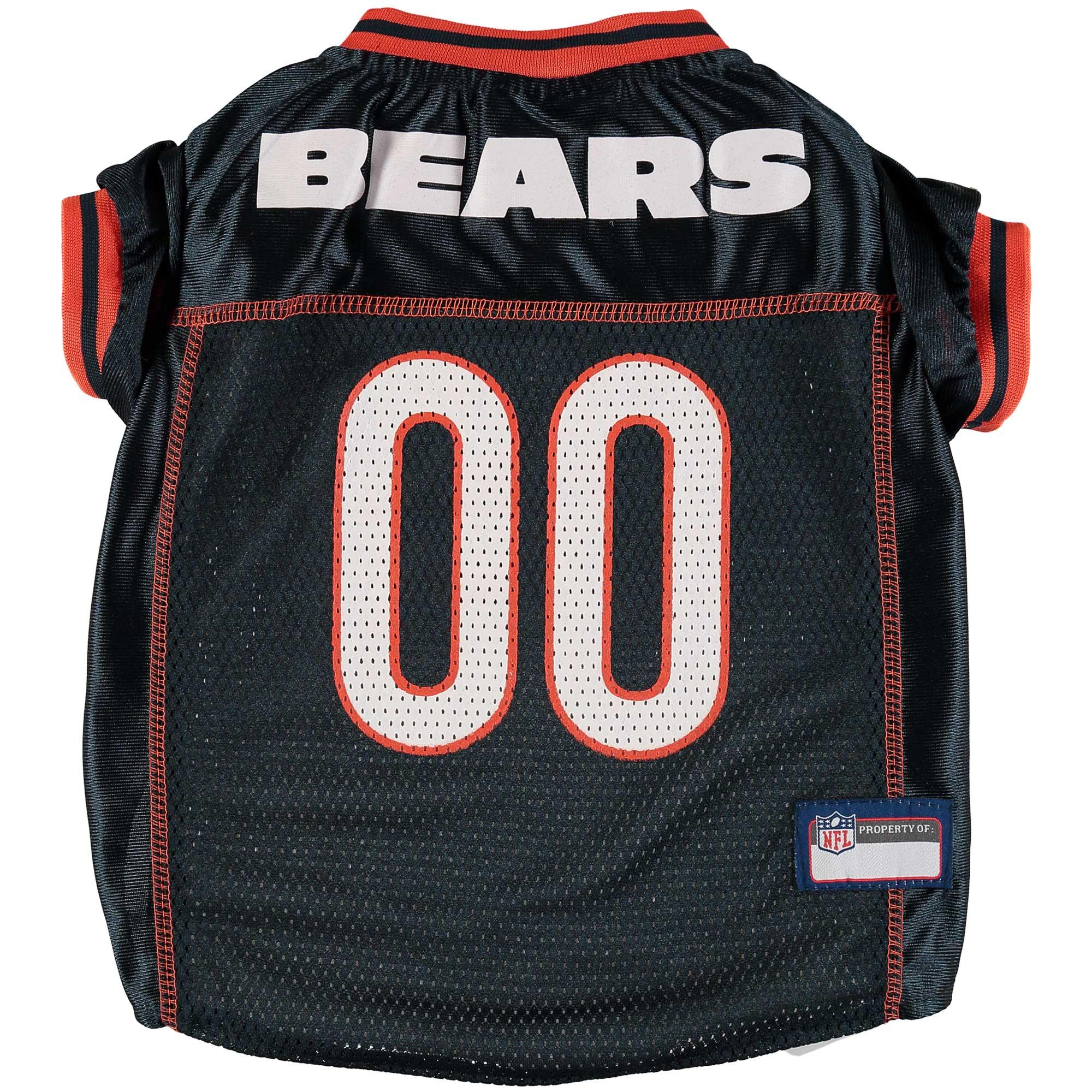 Chicago Bears Mesh Dog Jersey