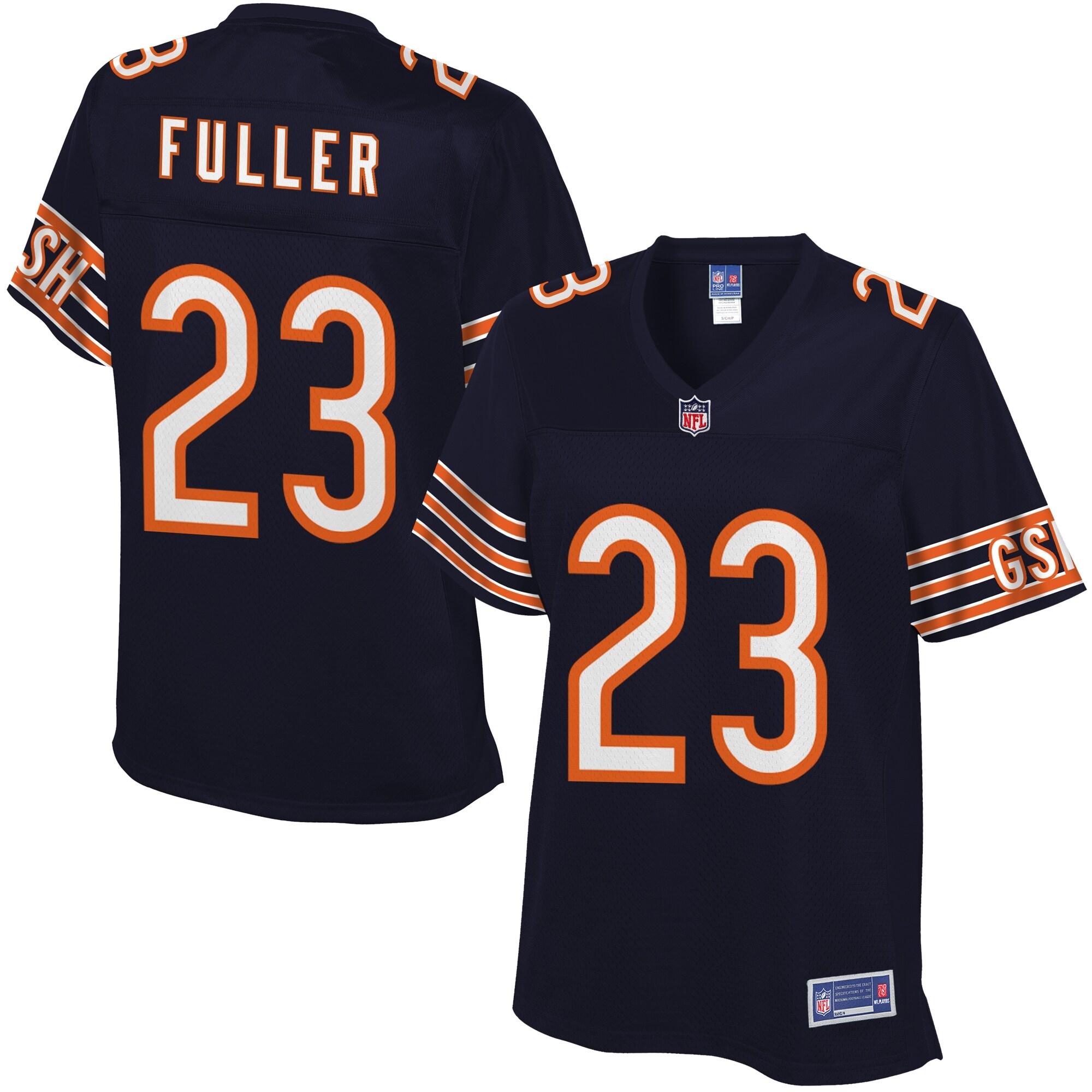 Women's Chicago Bears Kyle Fuller NFL Pro Line Team Color Jersey