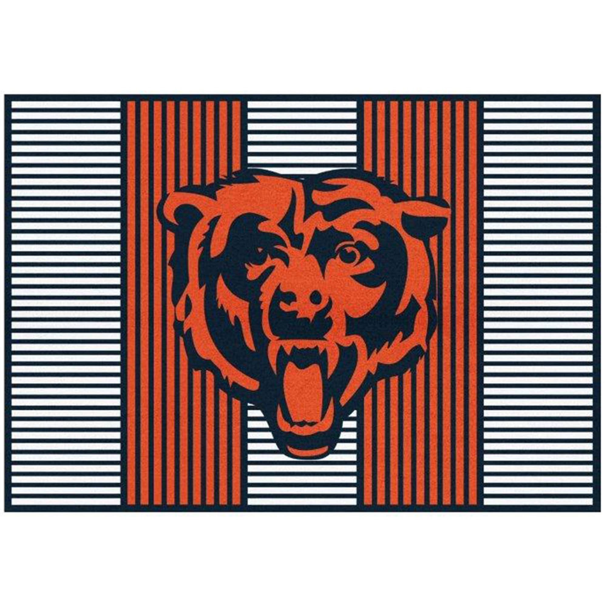 Chicago Bears Imperial 6' x 8' Champion Rug