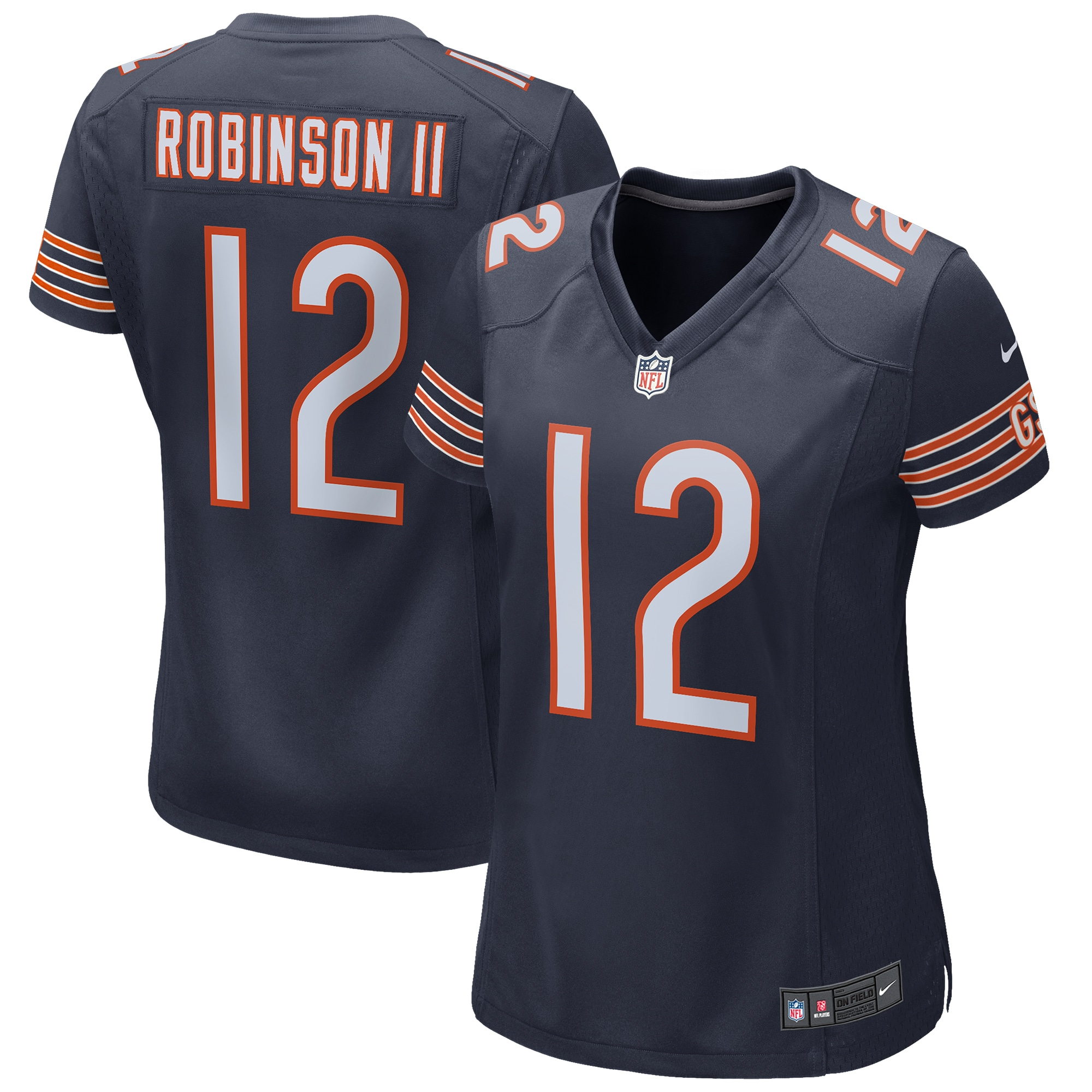 Allen Robinson Chicago Bears Nike Women's Game Jersey - Navy
