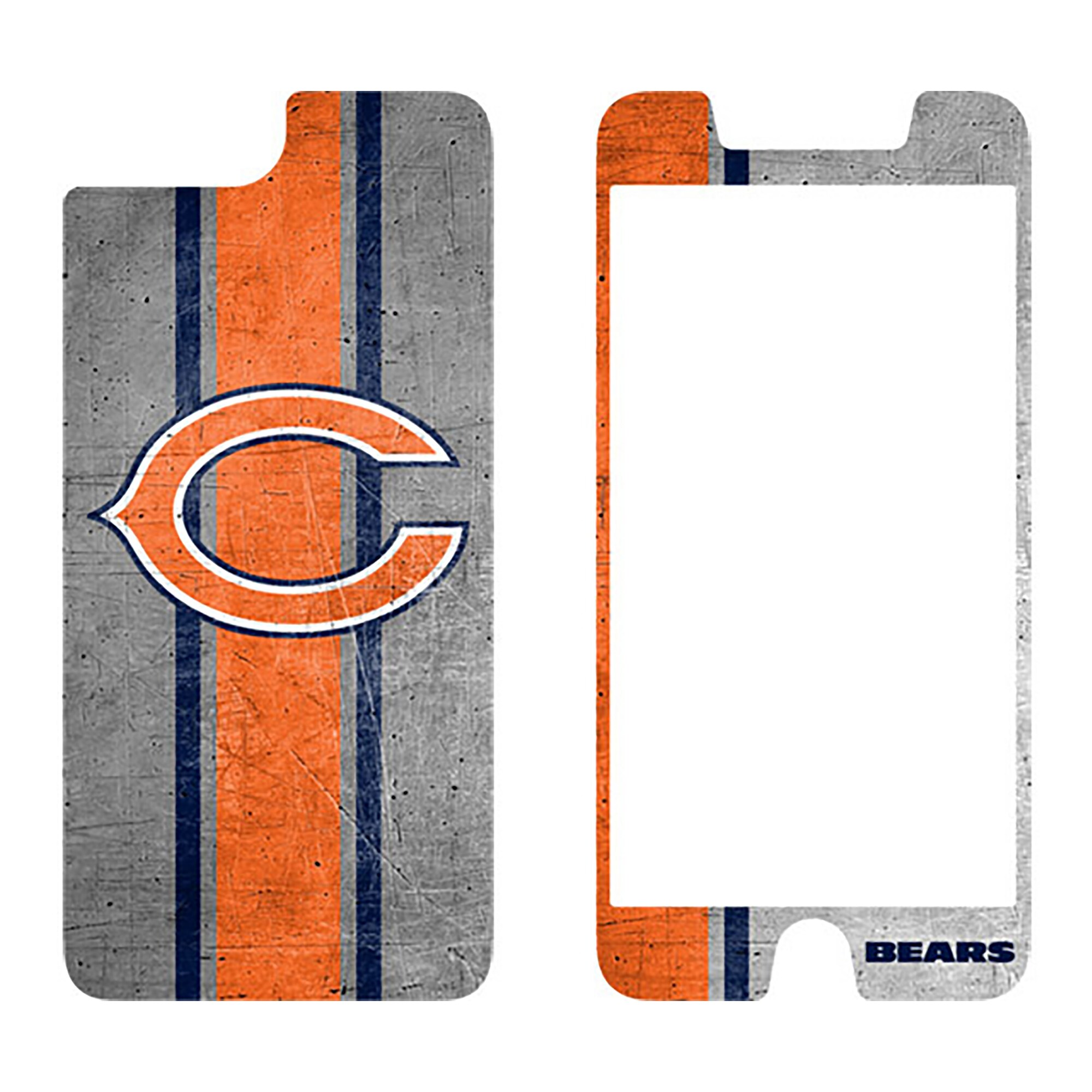 Chicago Bears OtterBox iPhone 8 Plus/7 Plus/6 Plus/6s Plus Alpha Glass Screen Protector