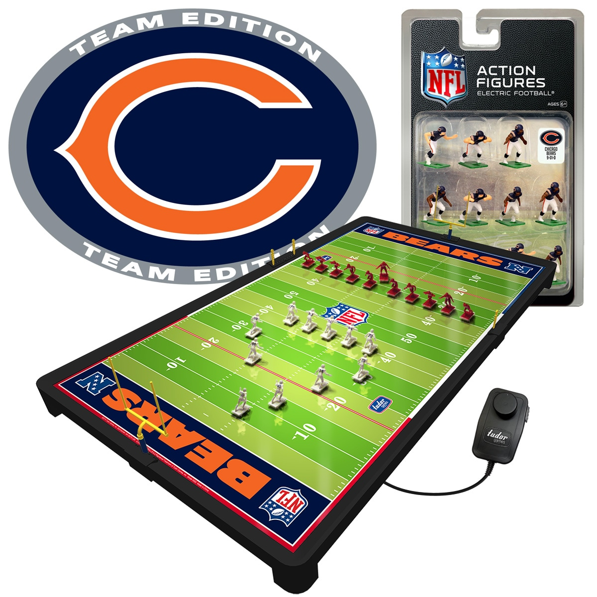 Chicago Bears Deluxe Electric Football Game
