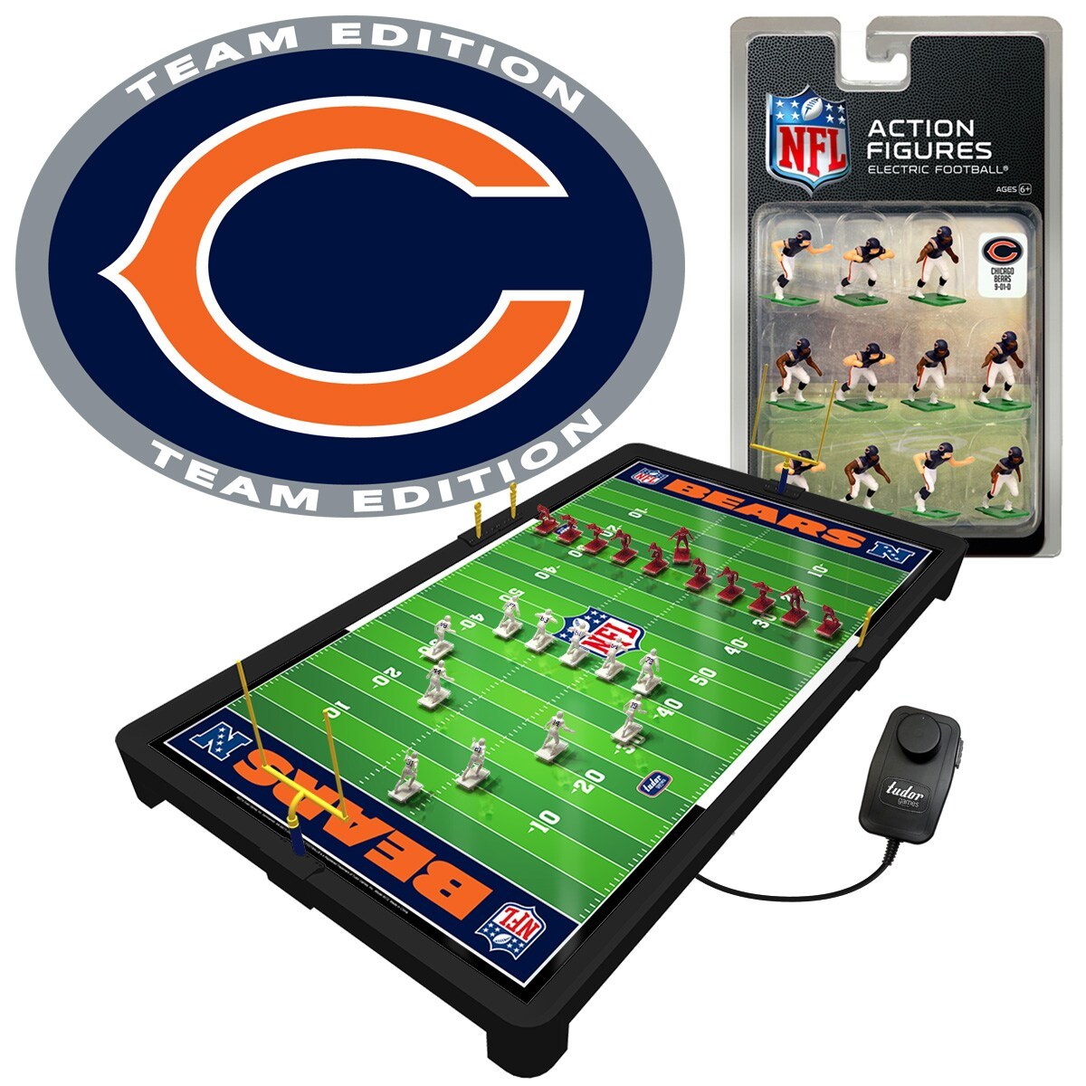 Chicago Bears Electric Football Game