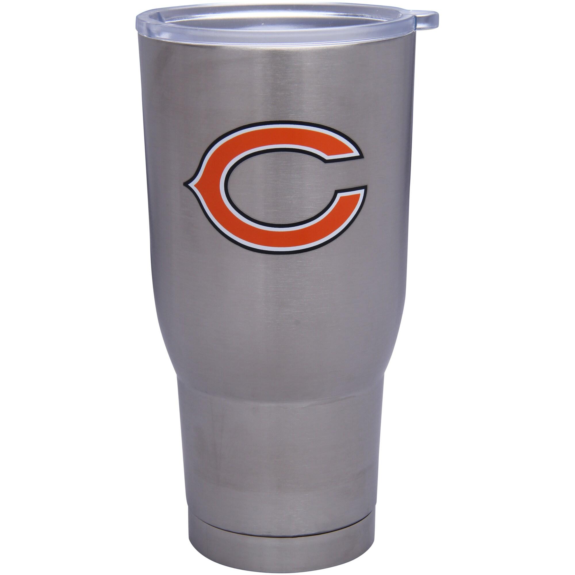 Chicago Bears 32oz. Stainless Steel Keeper Tumbler