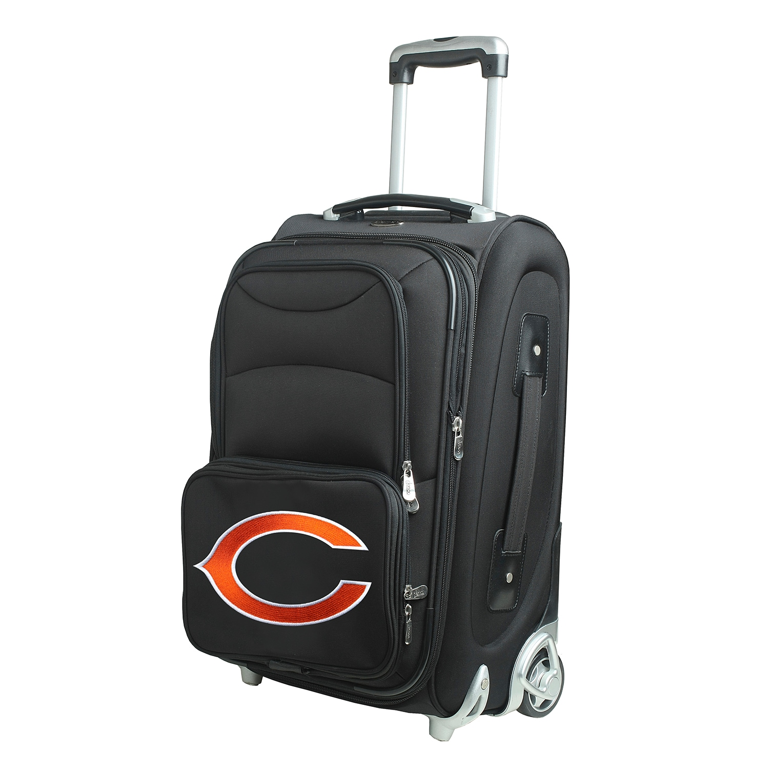 """Chicago Bears 21"""" Rolling Carry-On Suitcase"""