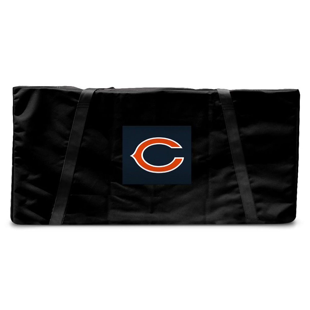 Chicago Bears Regulation Cornhole Carrying Case