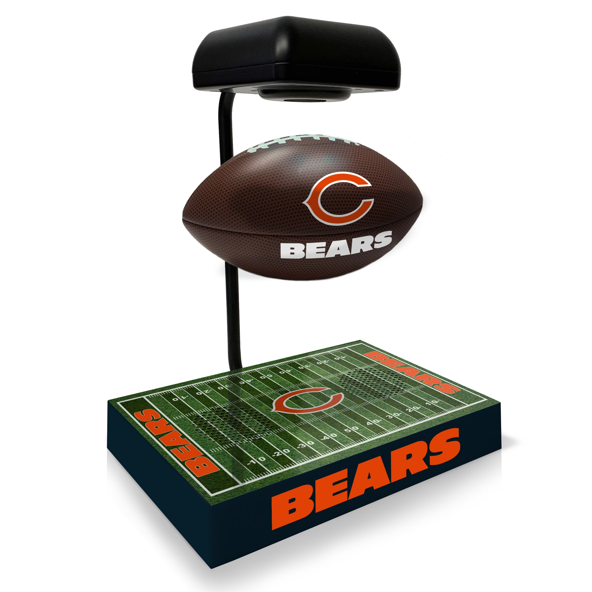 Chicago Bears Hover Football With Bluetooth Speaker