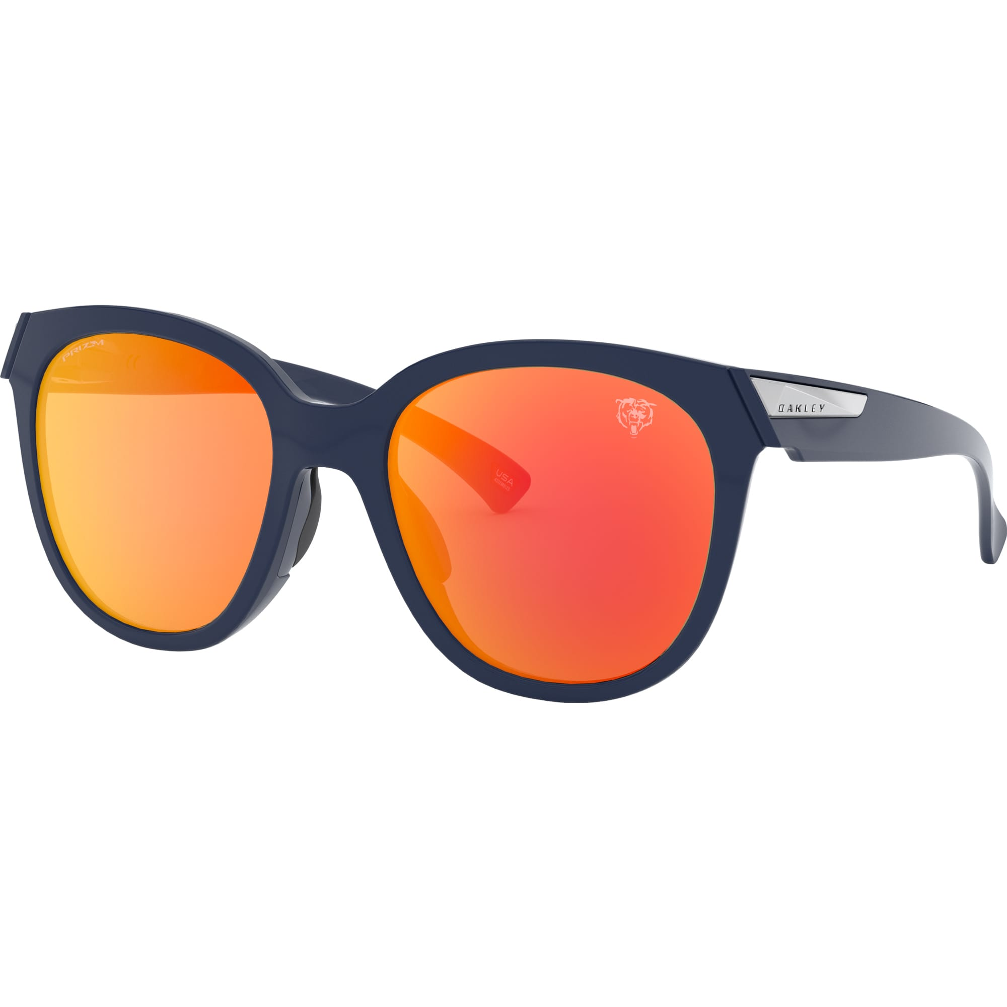 Chicago Bears Oakley Women's Low Key Sunglasses