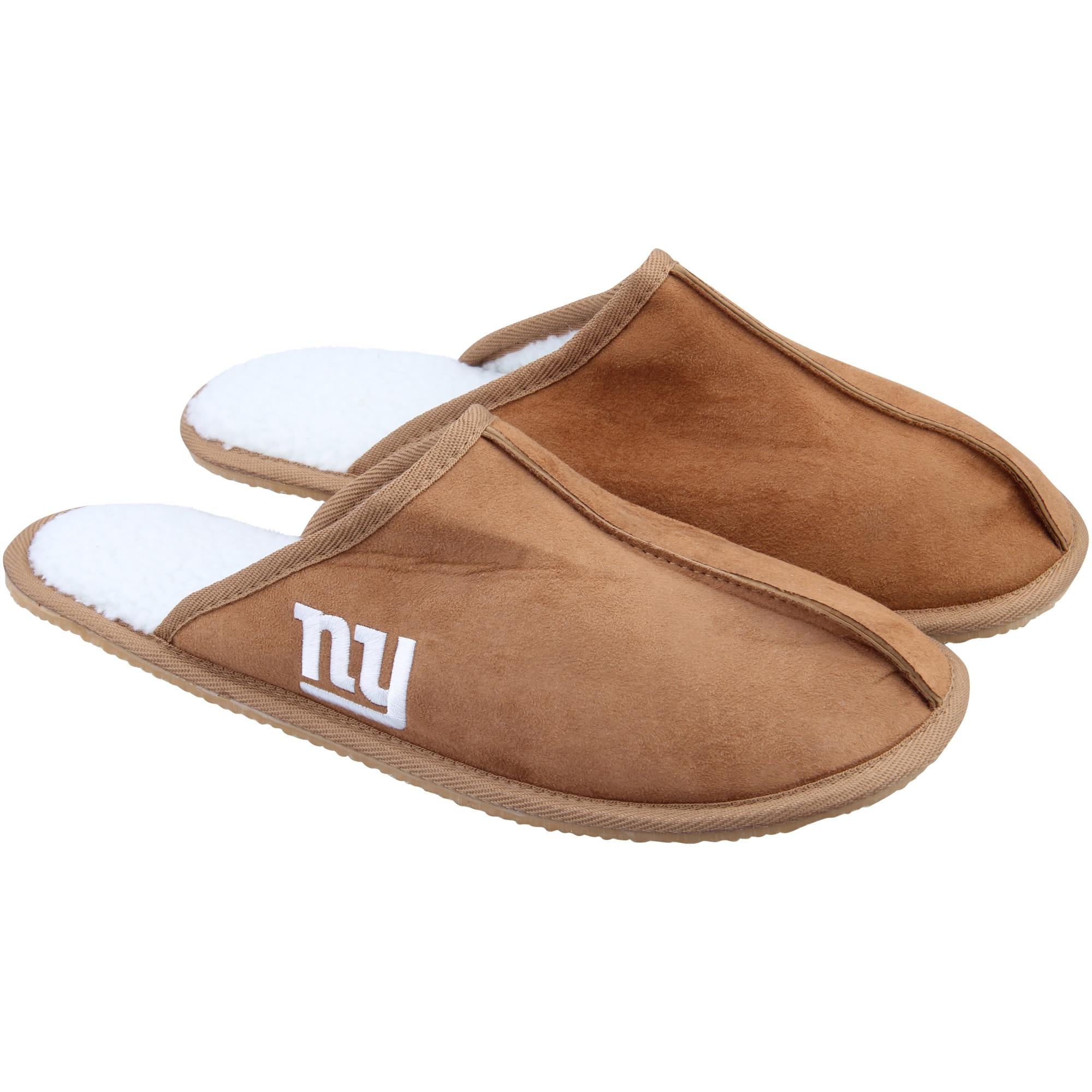 New York Giants High End Open Back Slide Slippers