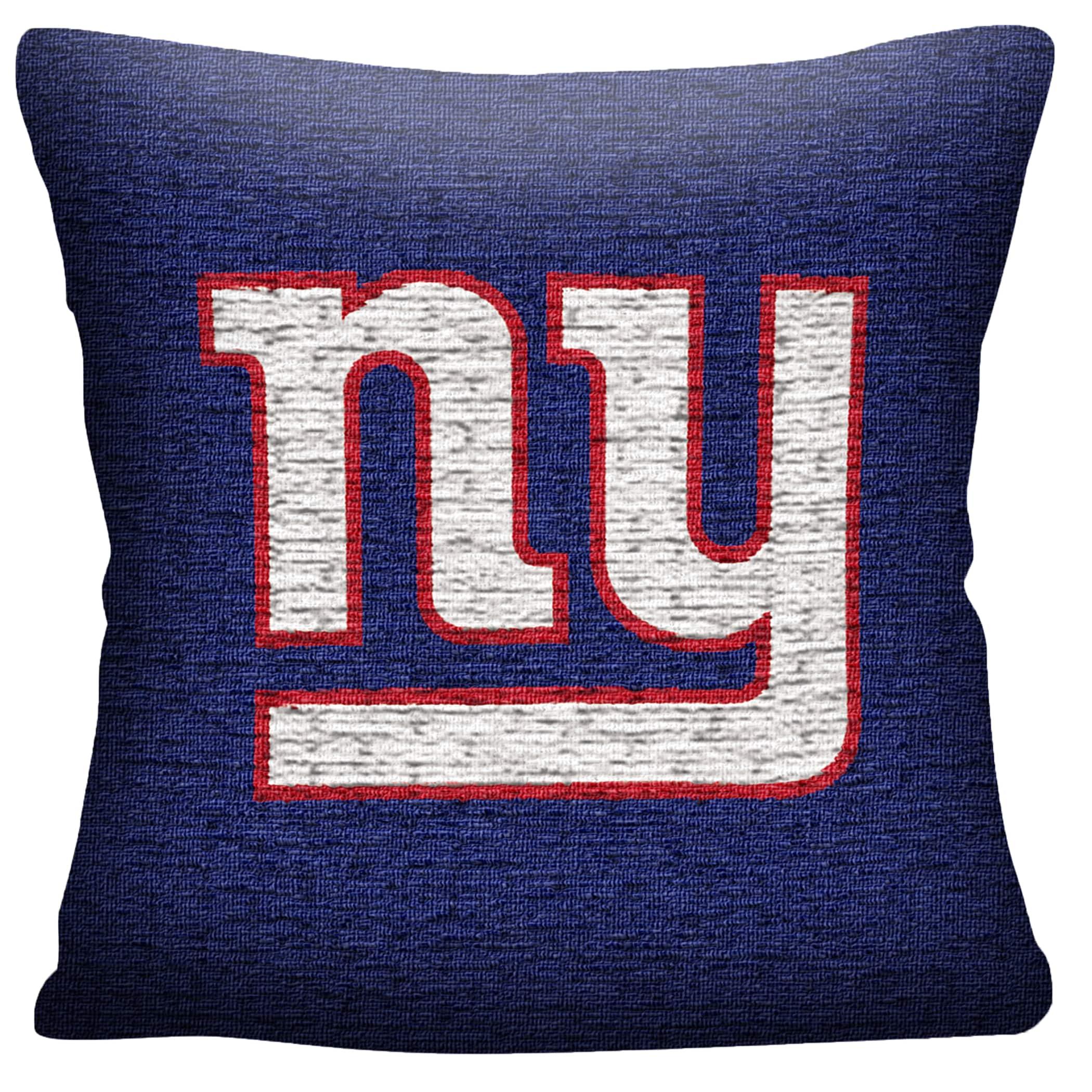 New York Giants The Northwest Company 20'' Invert Pillow