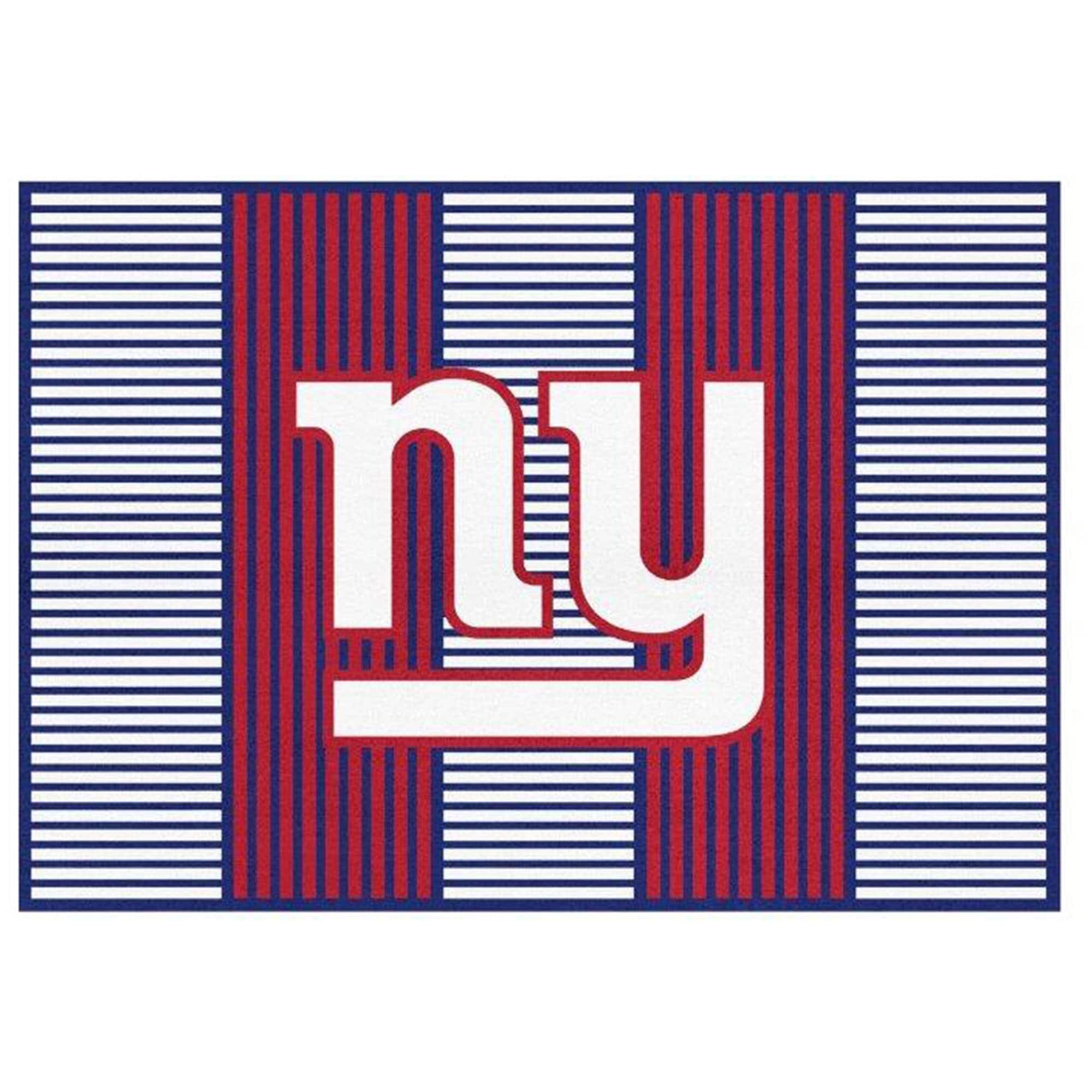 New York Giants Imperial 8' x 11' Champion Rug
