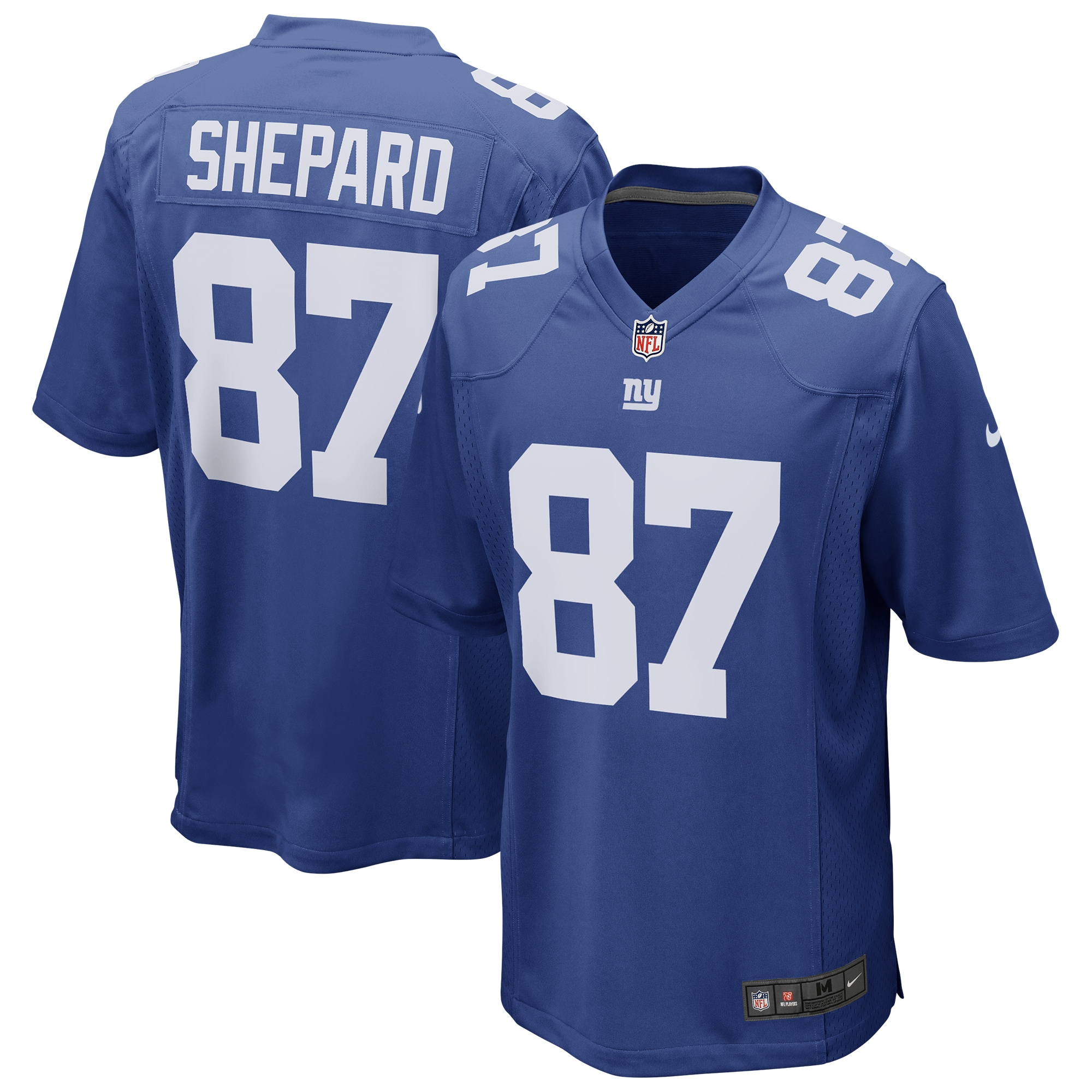 Sterling Shepard New York Giants Nike Game Jersey - Royal