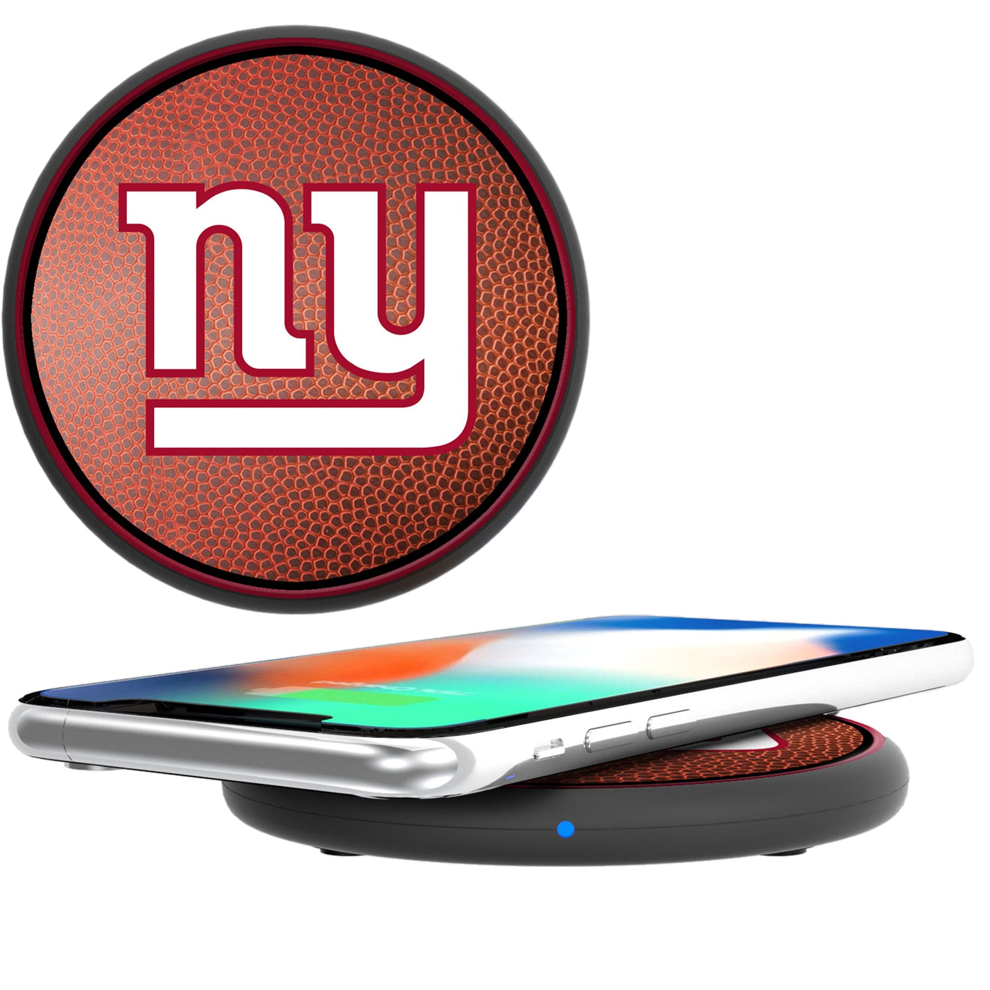 New York Giants Wireless Cell Phone Charger