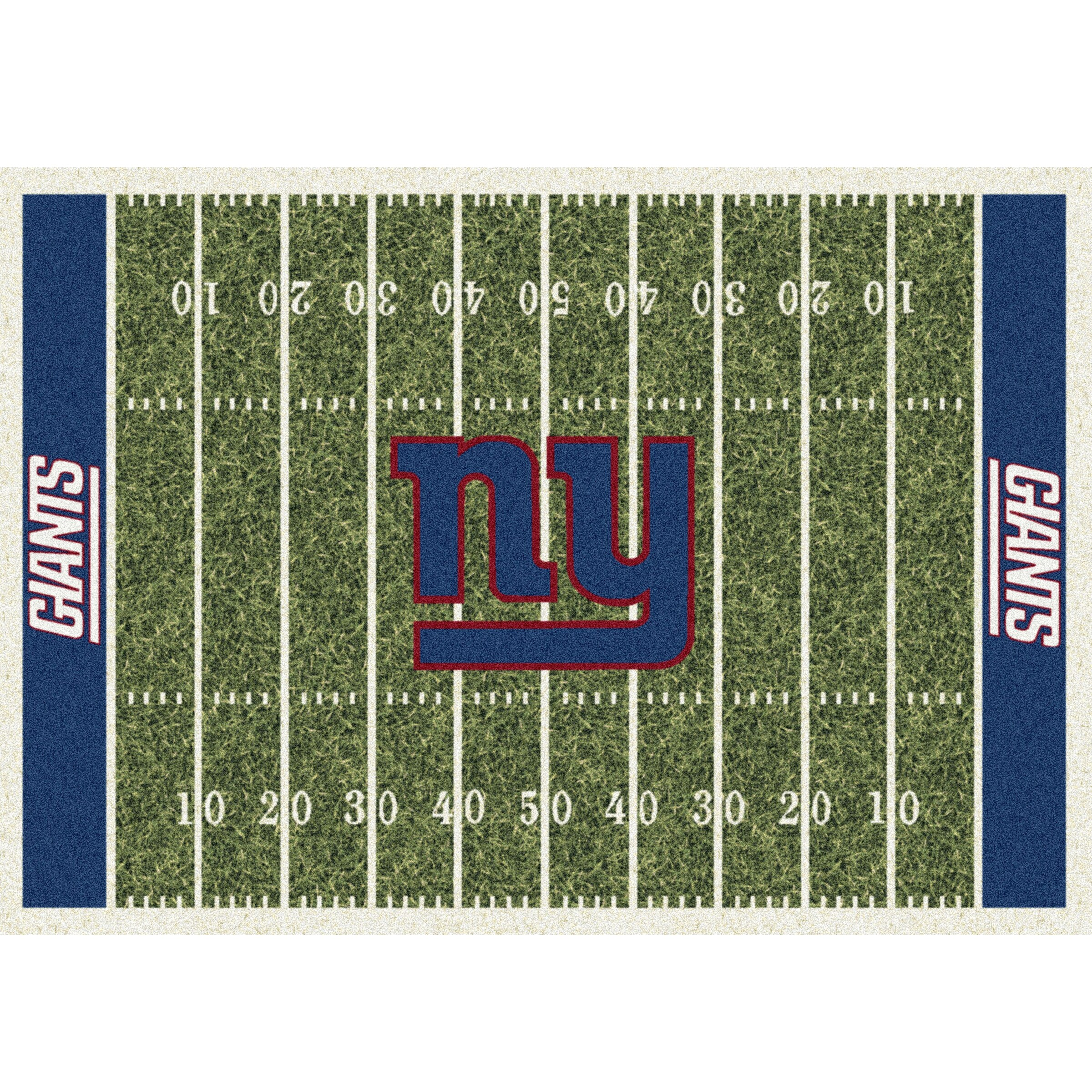 New York Giants Imperial 6' x 8' Homefield Rug