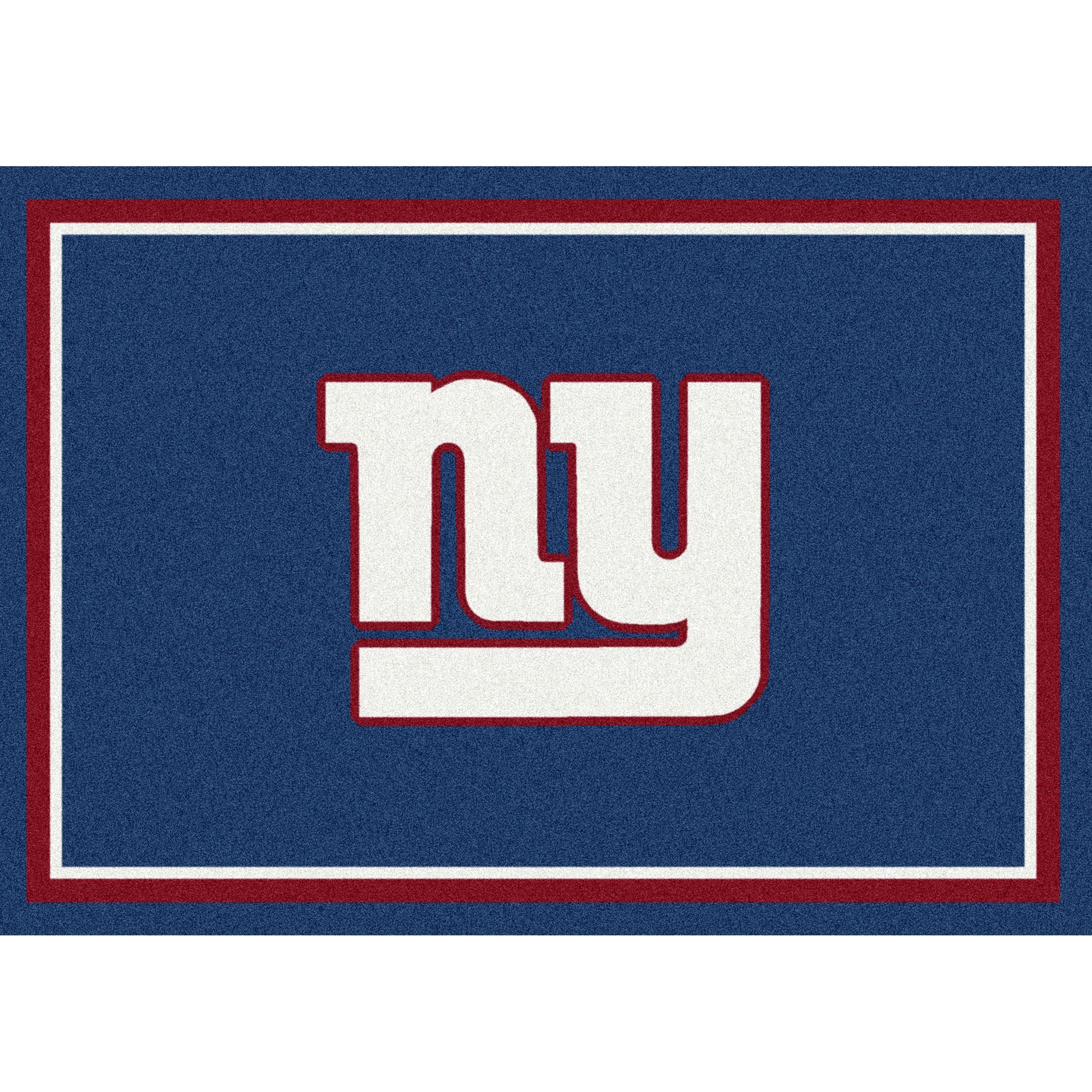 New York Giants Imperial 6' x 8' Spirit Rug