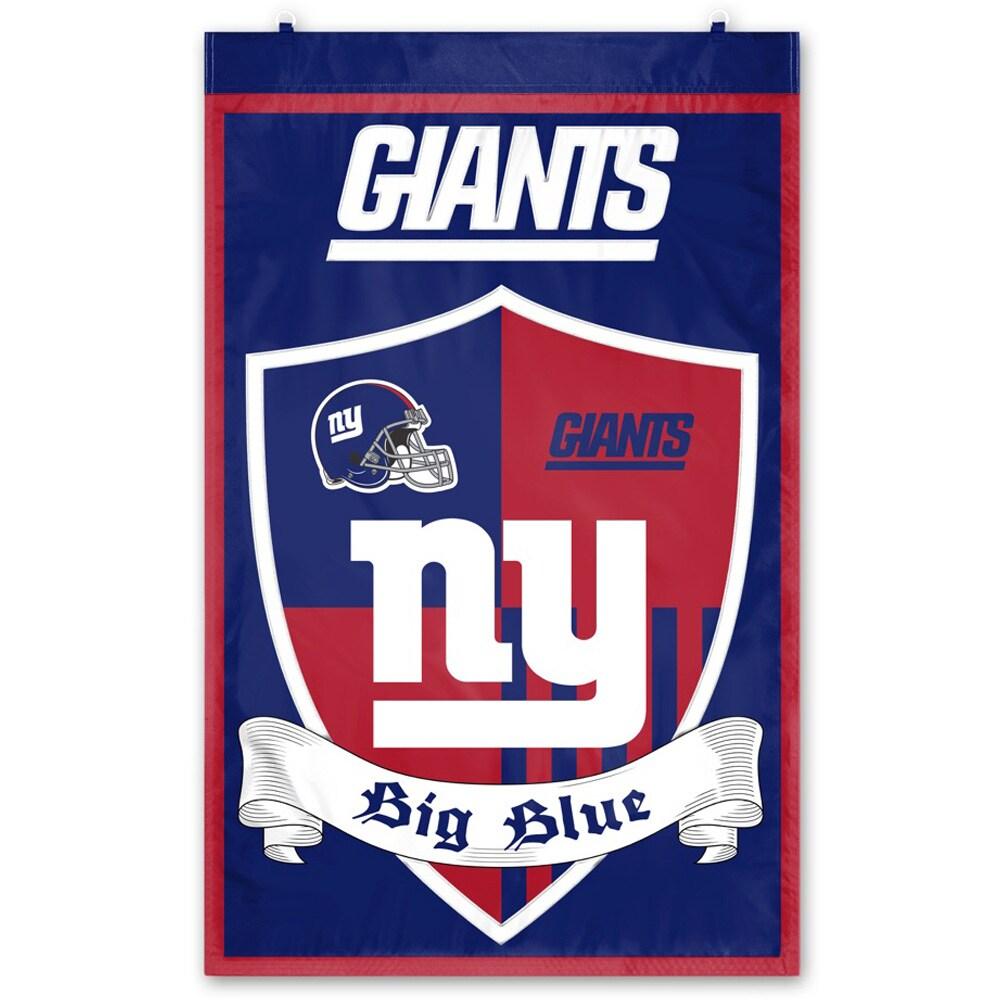 New York Giants Shield Banner