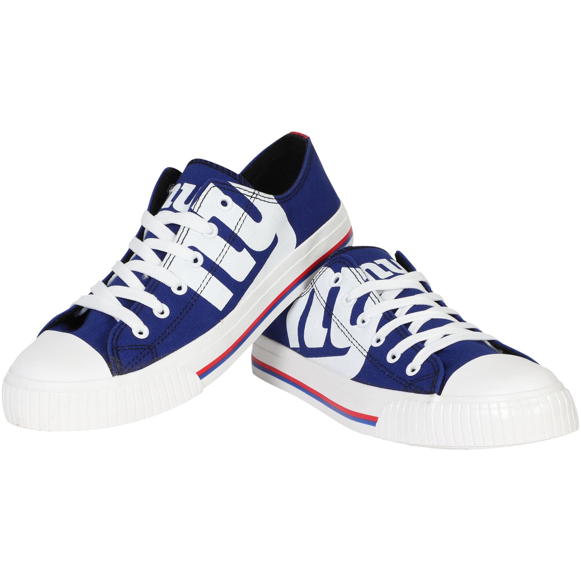 New York Giants Big Logo Low Top Sneakers