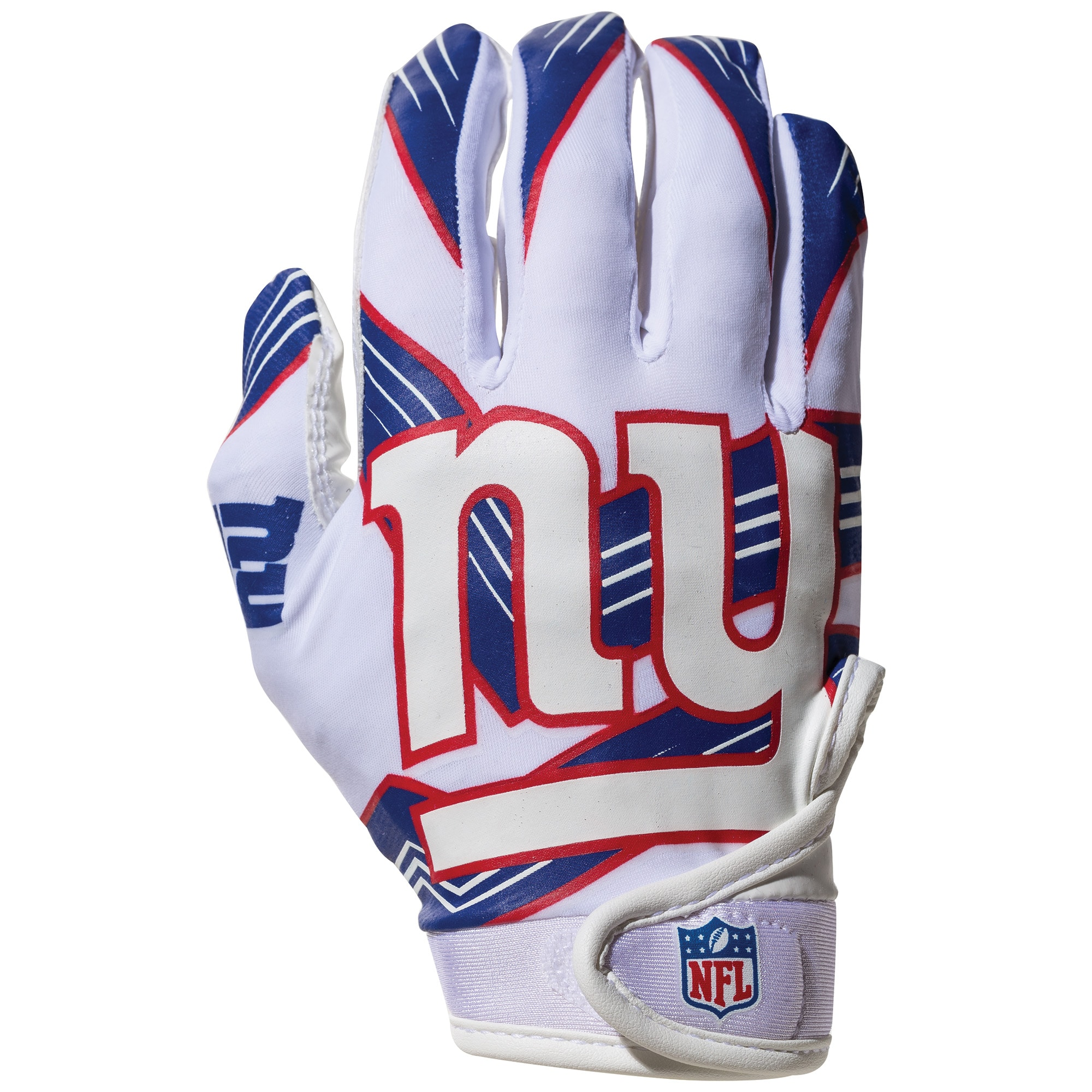 New York Giants Franklin Sports Youth Receiver Gloves