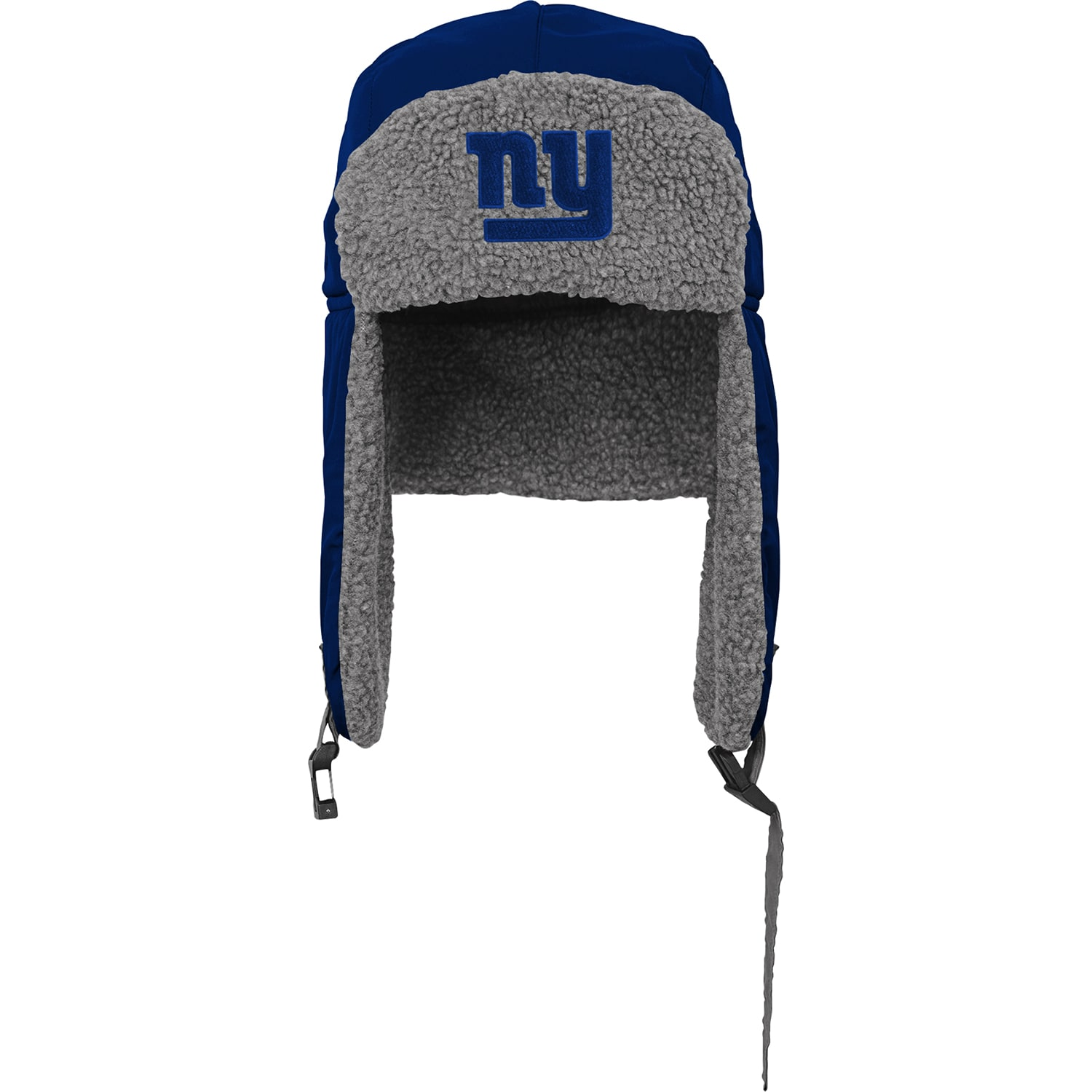 New York Giants Youth Winter Trooper Knit Hat - Royal