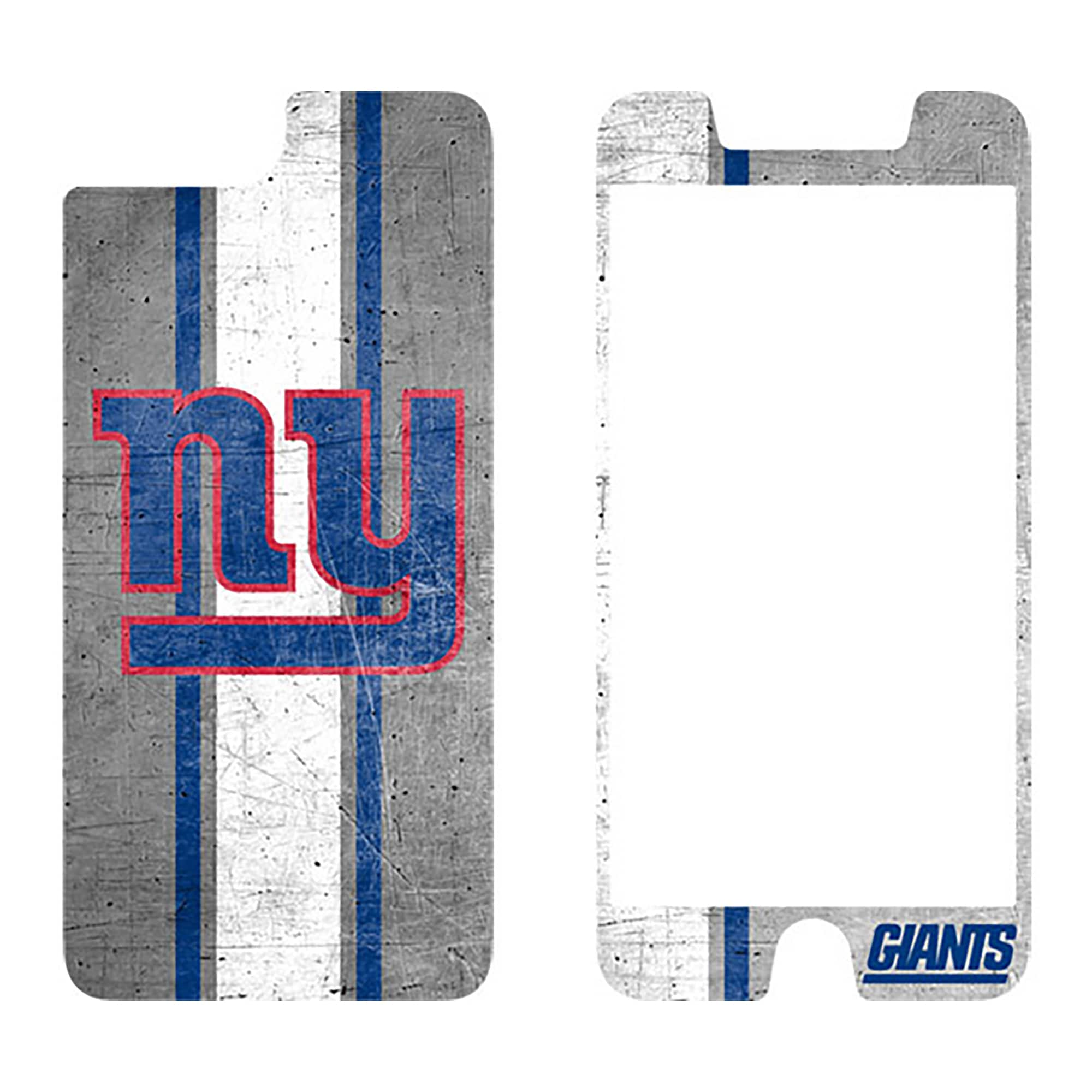 New York Giants OtterBox iPhone 8 Plus/7 Plus/6 Plus/6s Plus Alpha Glass Screen Protector