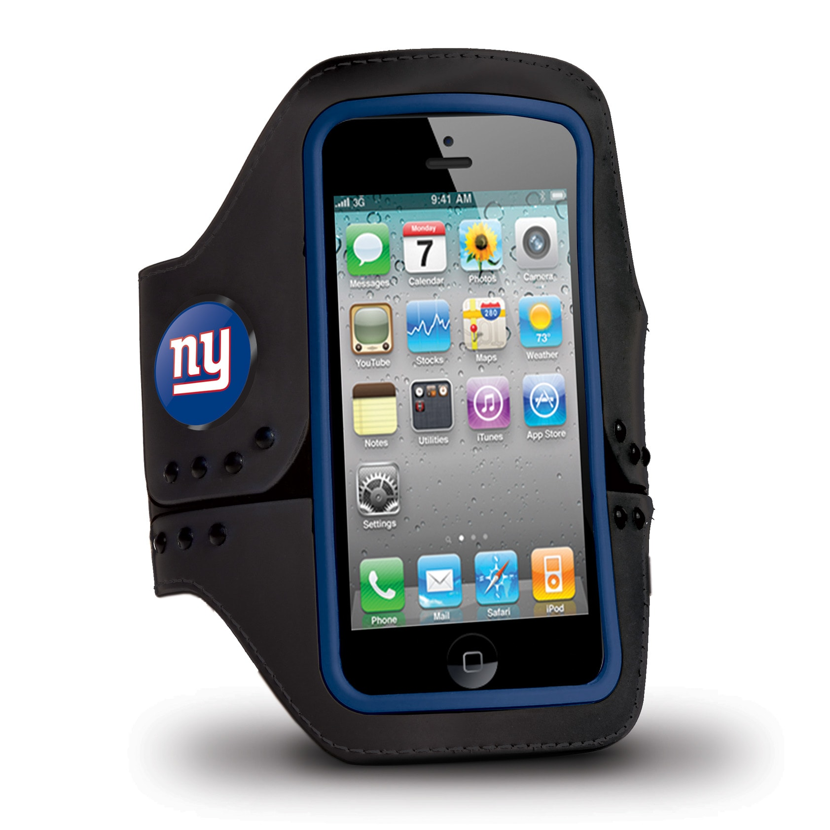 New York Giants Armor Band Phone Case