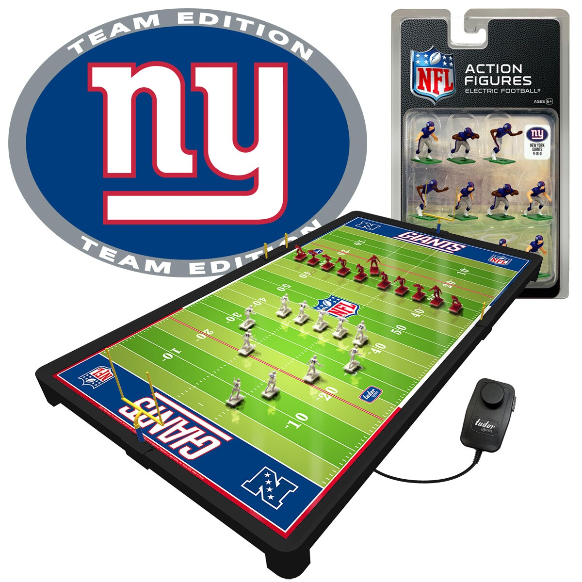 New York Giants Deluxe Electric Football Game