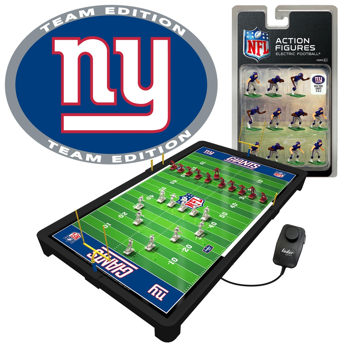 New York Giants Electric Football Game
