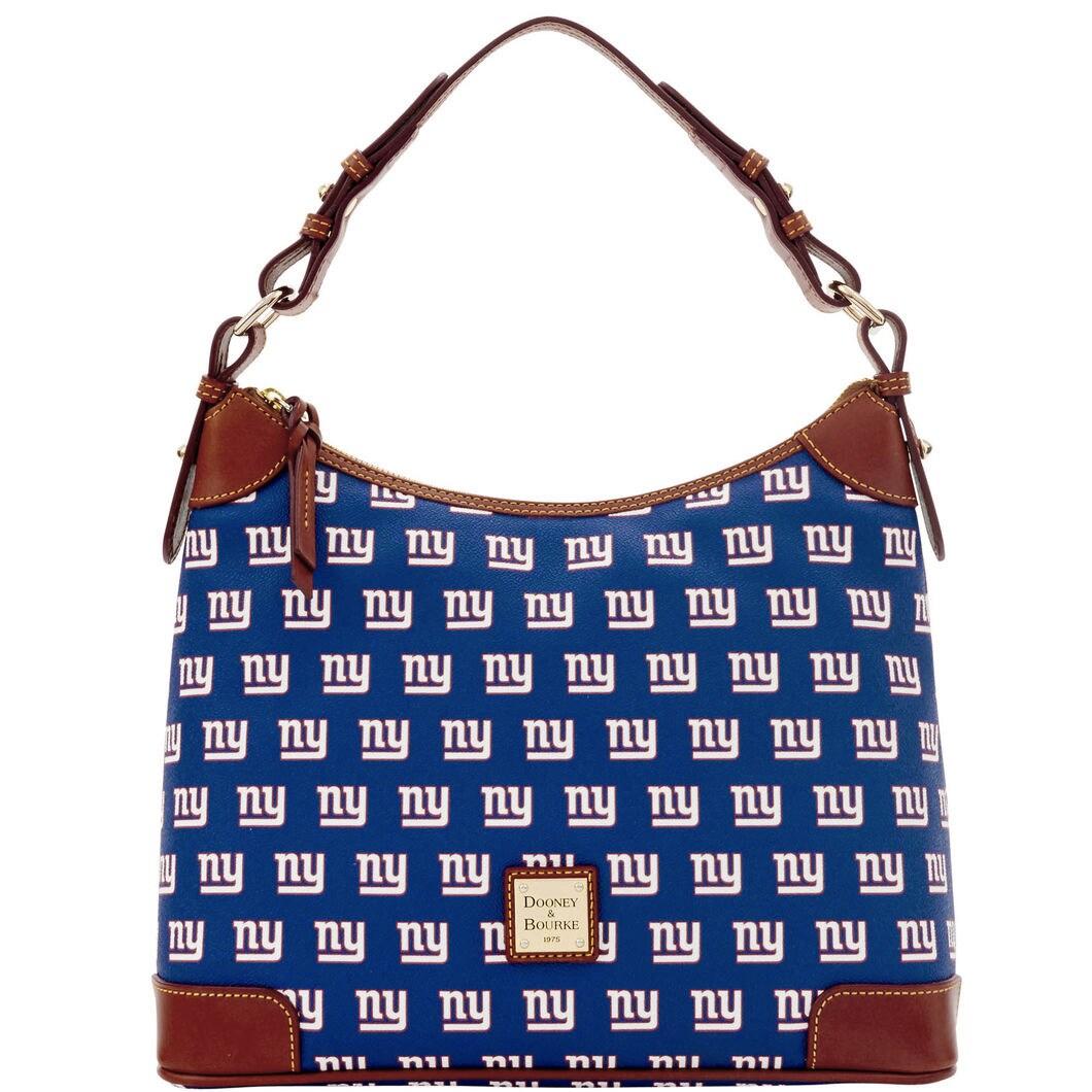 New York Giants Dooney & Bourke Women's Hobo Purse - Royal