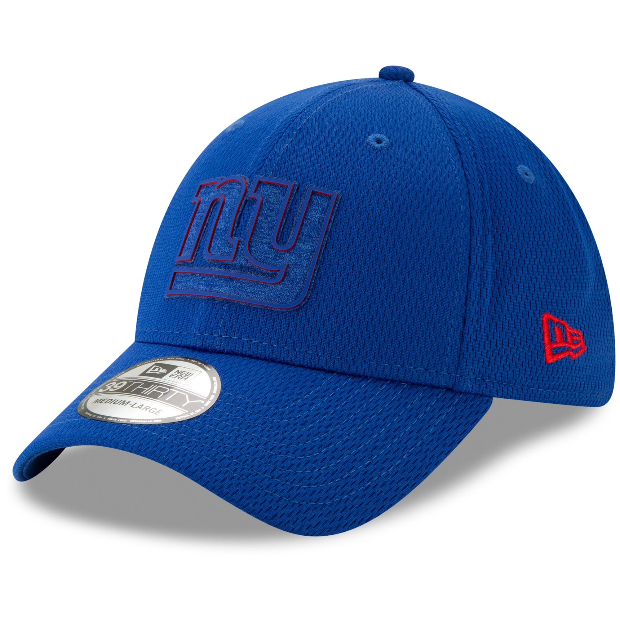 New York Giants New Era Mold 39THIRTY Flex Hat - Royal