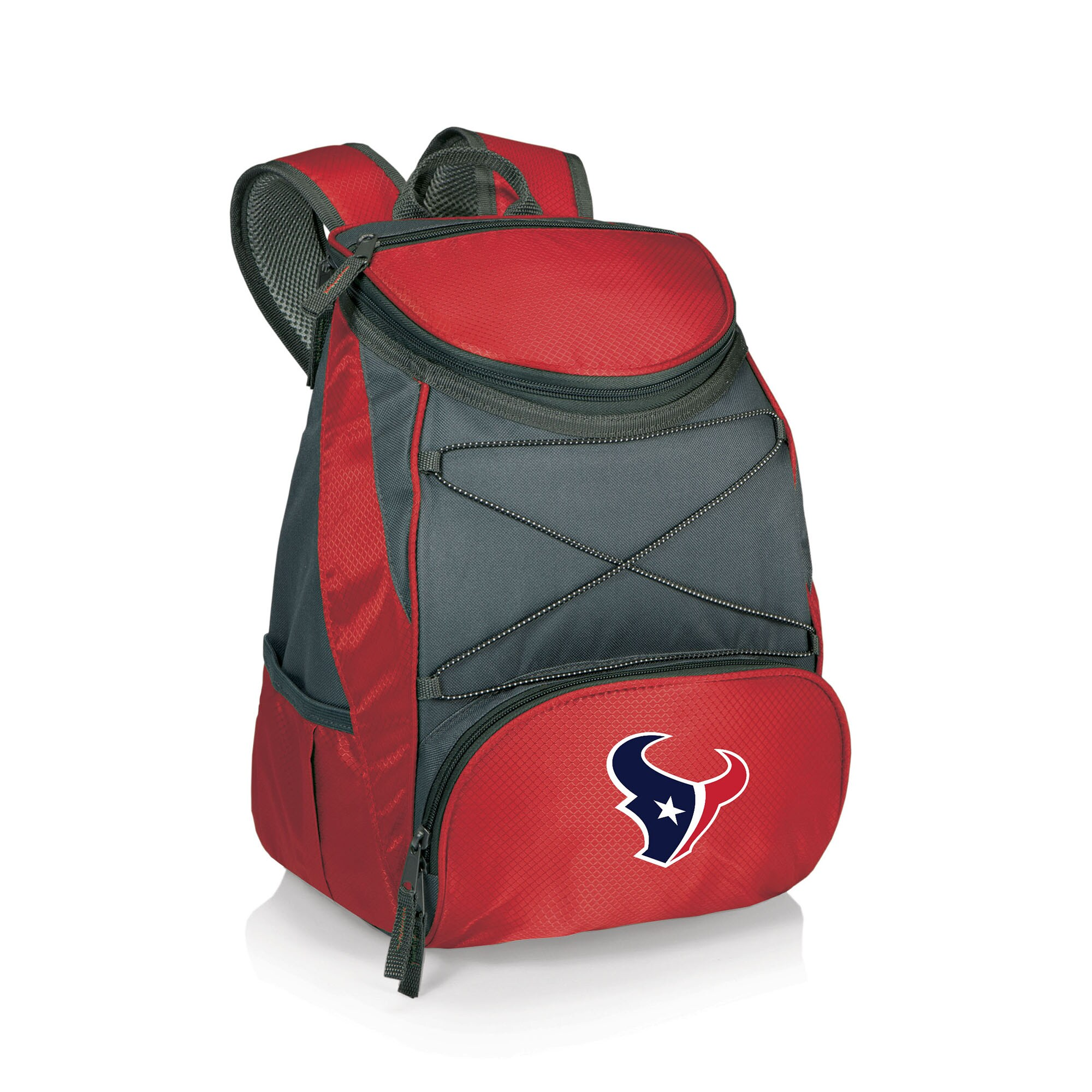 Houston Texans PTX Backpack Cooler - Red