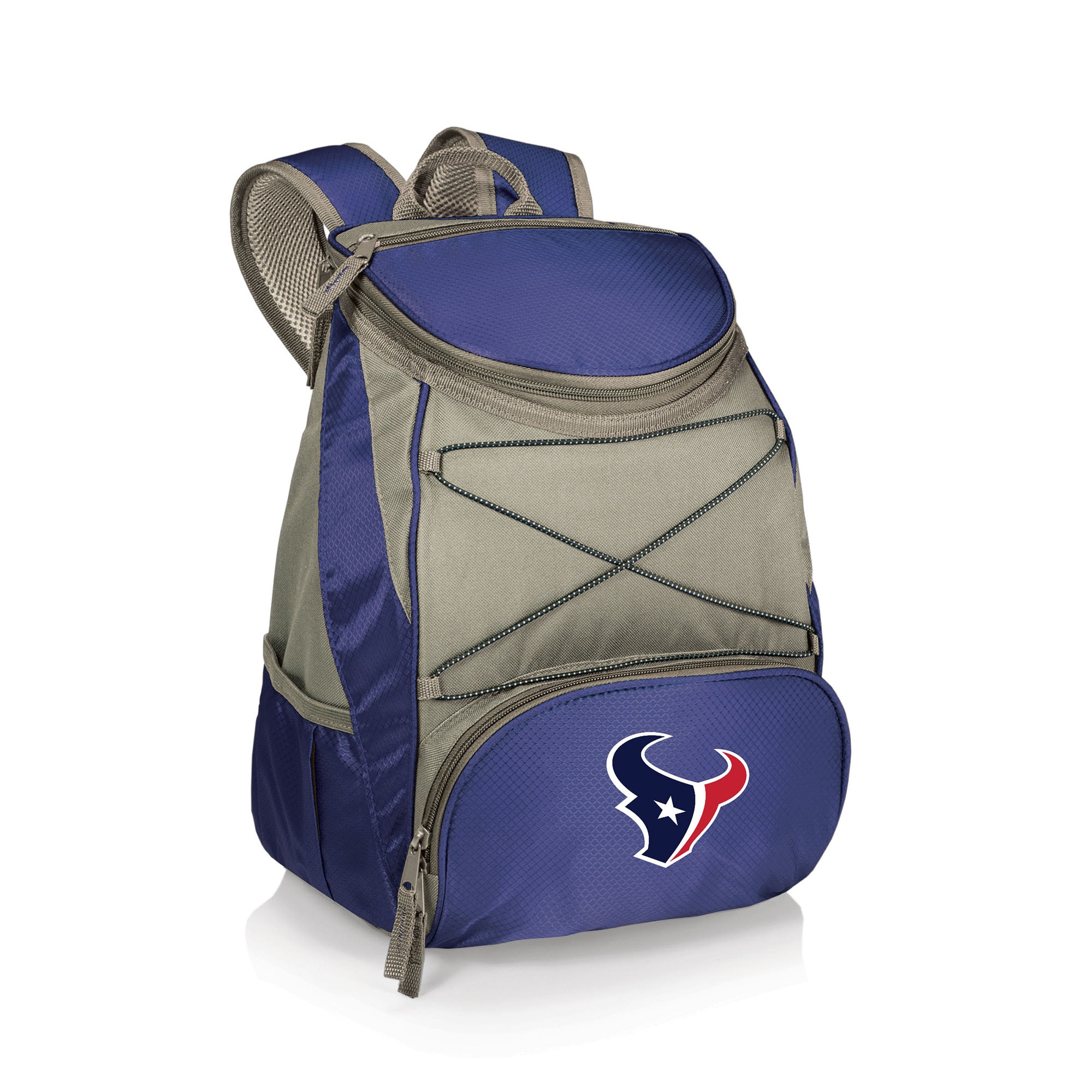 Houston Texans PTX Backpack Cooler - Navy