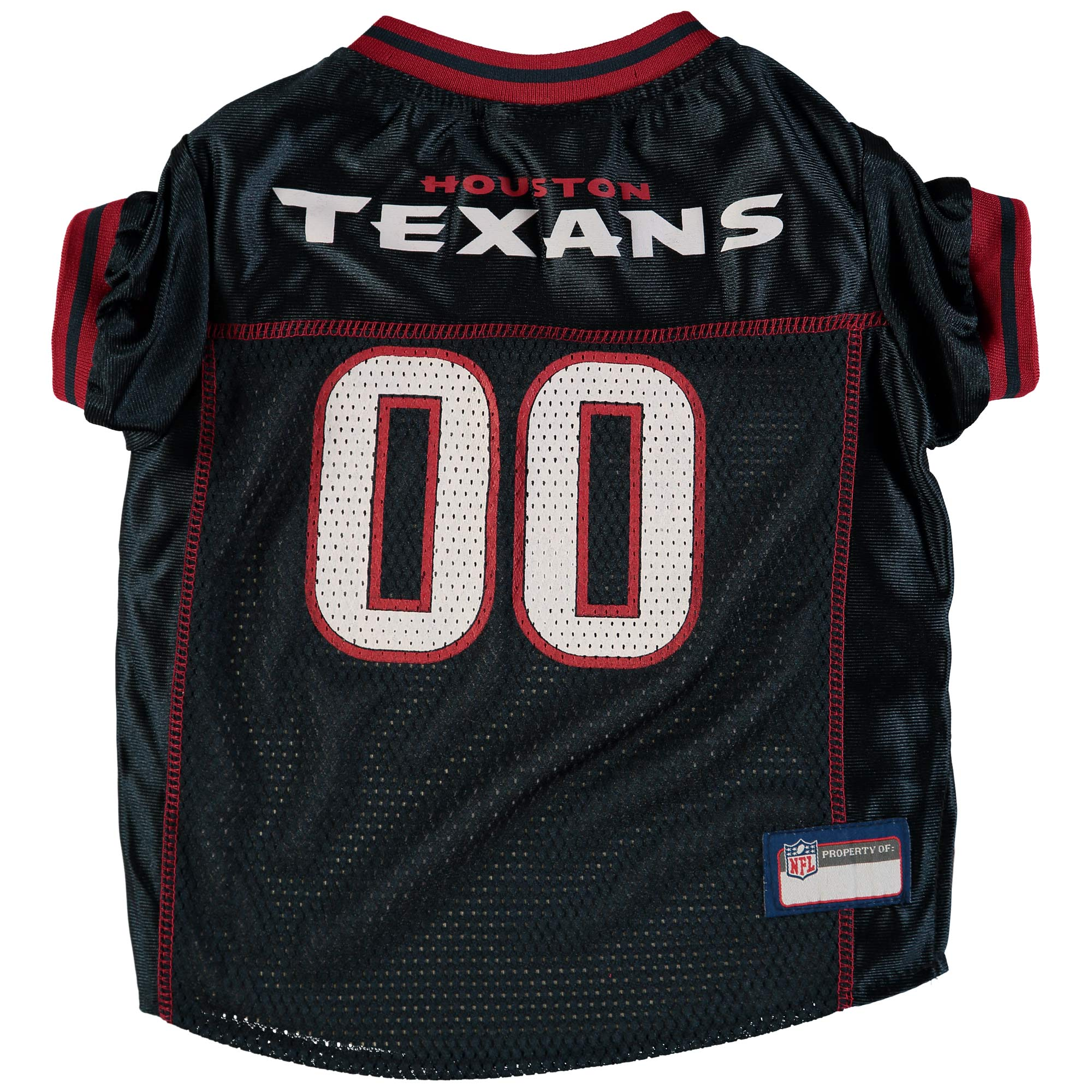 Houston Texans Mesh Dog Jersey