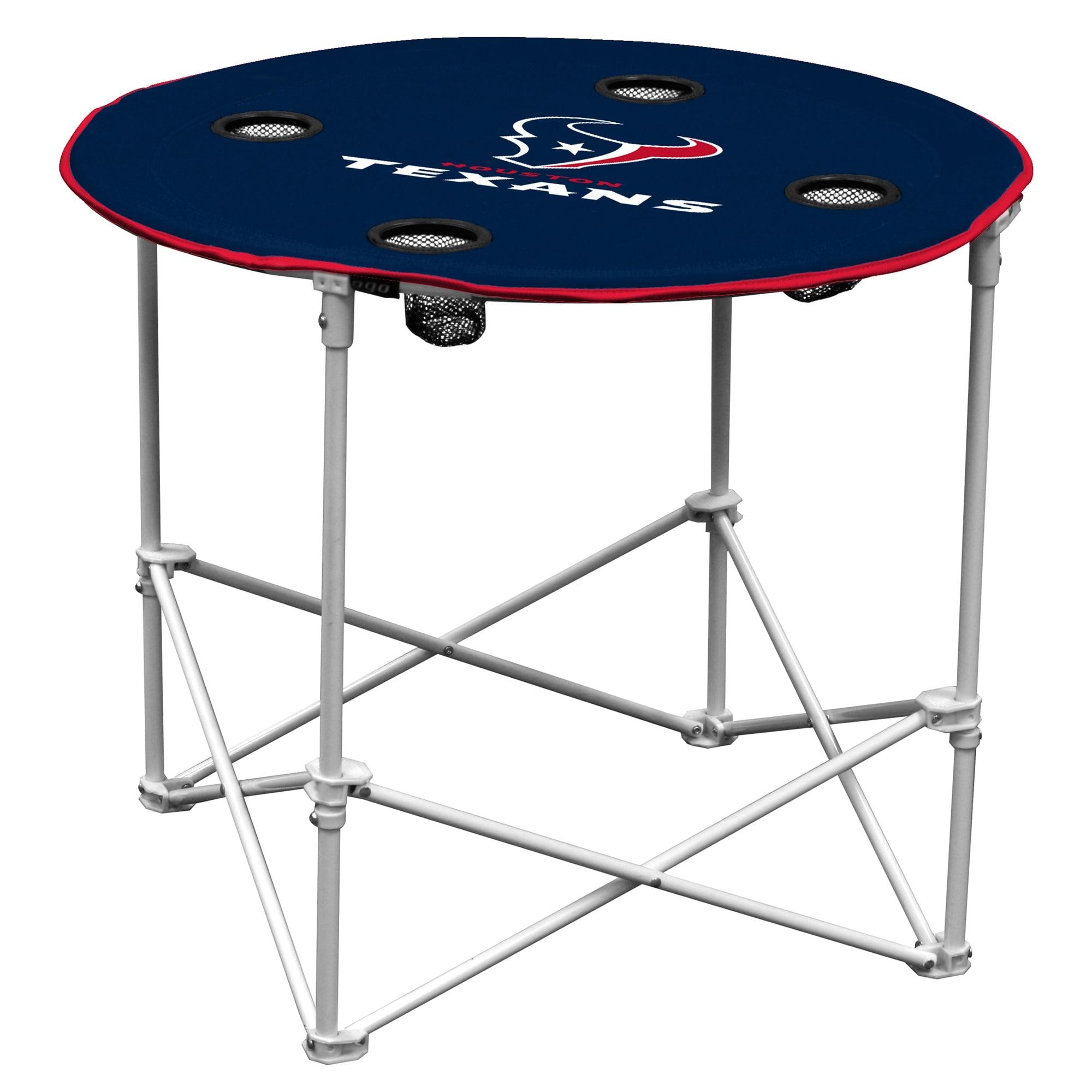 Houston Texans Round Table - Navy