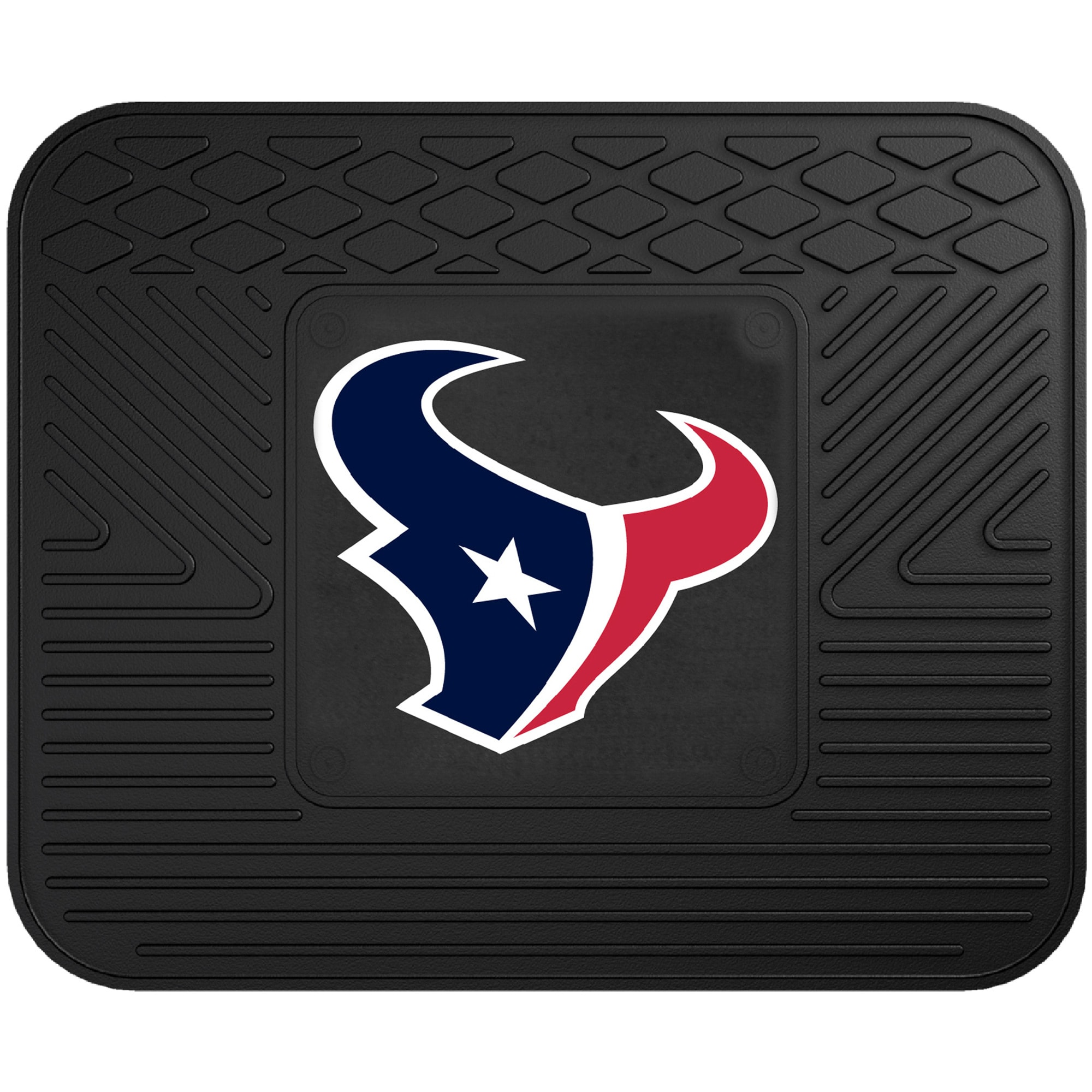"""Houston Texans 17"""" x 14"""" Utility Mat"""