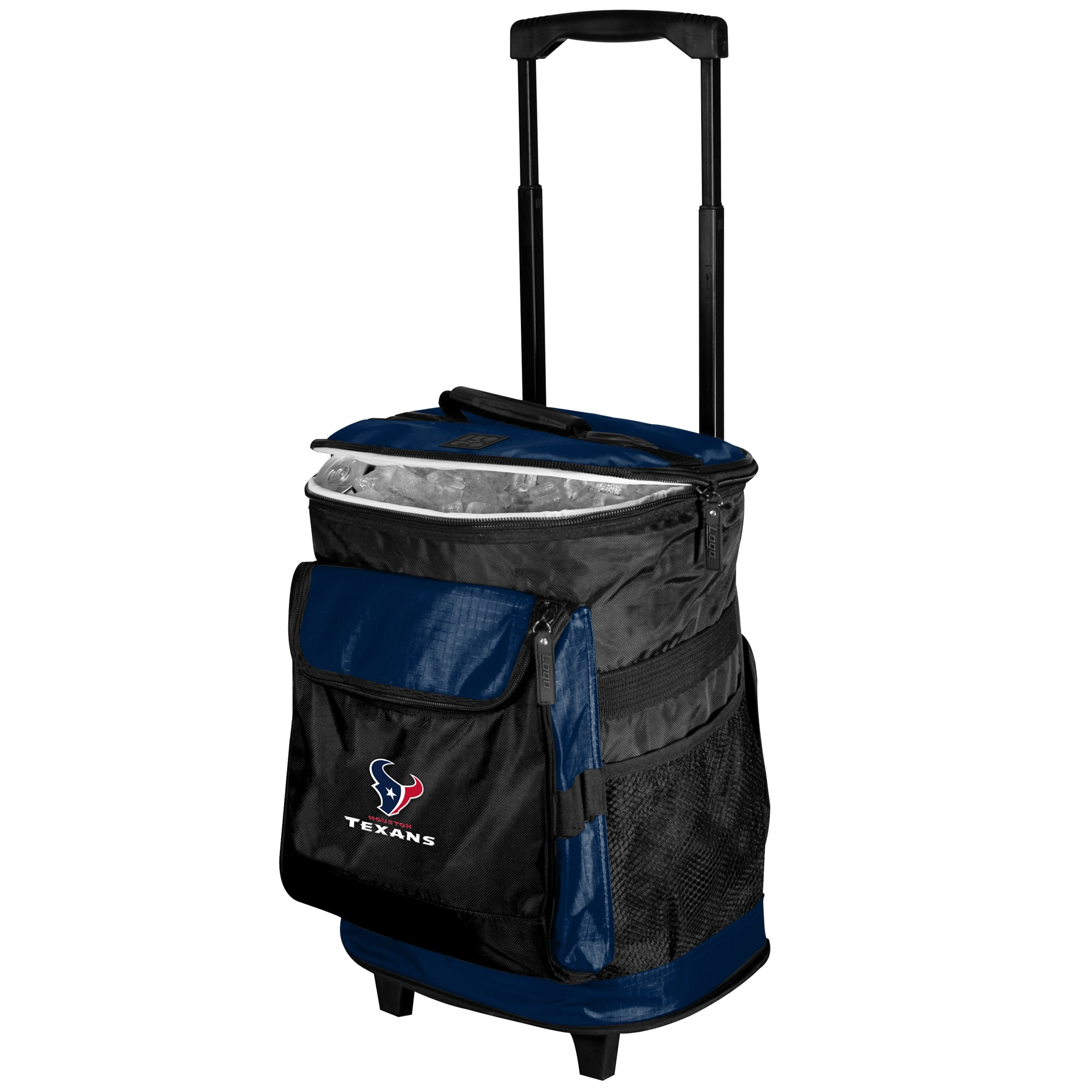 Houston Texans 48-Can Rolling Cooler