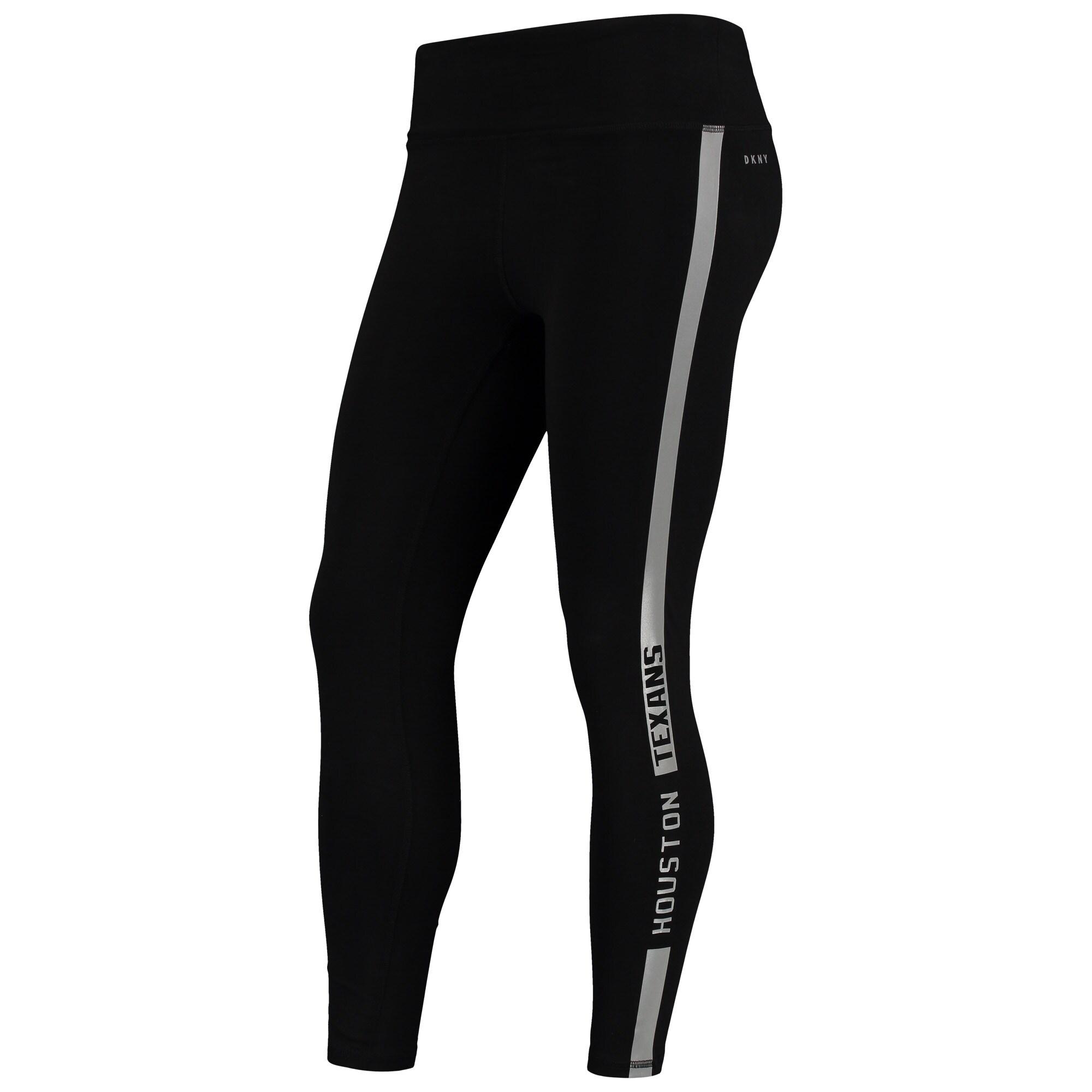 Houston Texans DKNY Sport Women's Carrie Leggings - Black