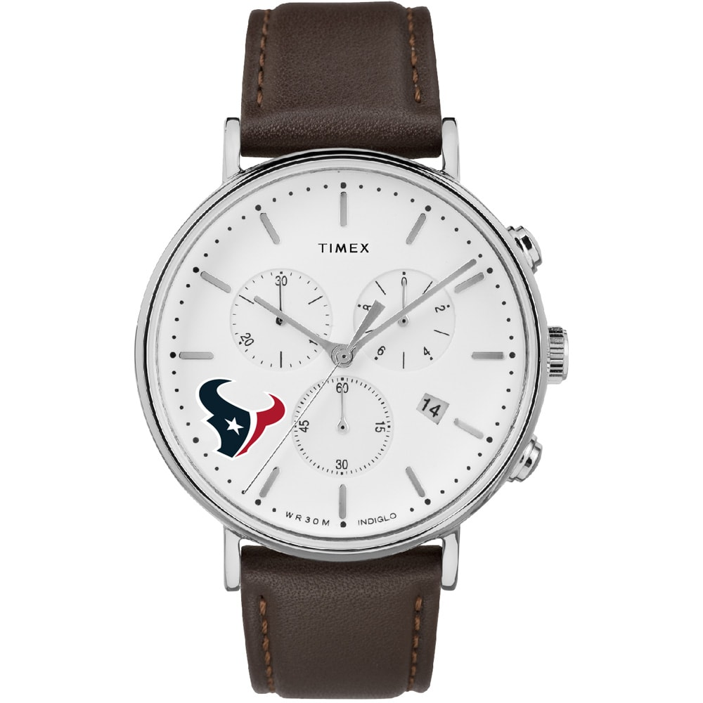 Houston Texans Timex General Manager Watch